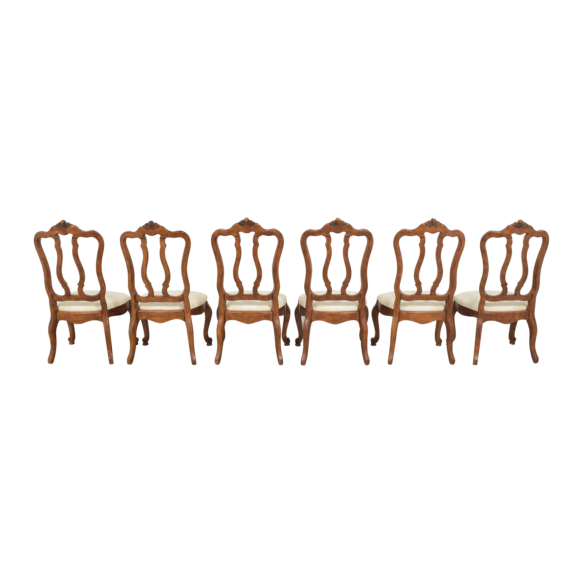 Ethan Allen Ethan Allen Tuscany Augustine Side Dining Chairs nj