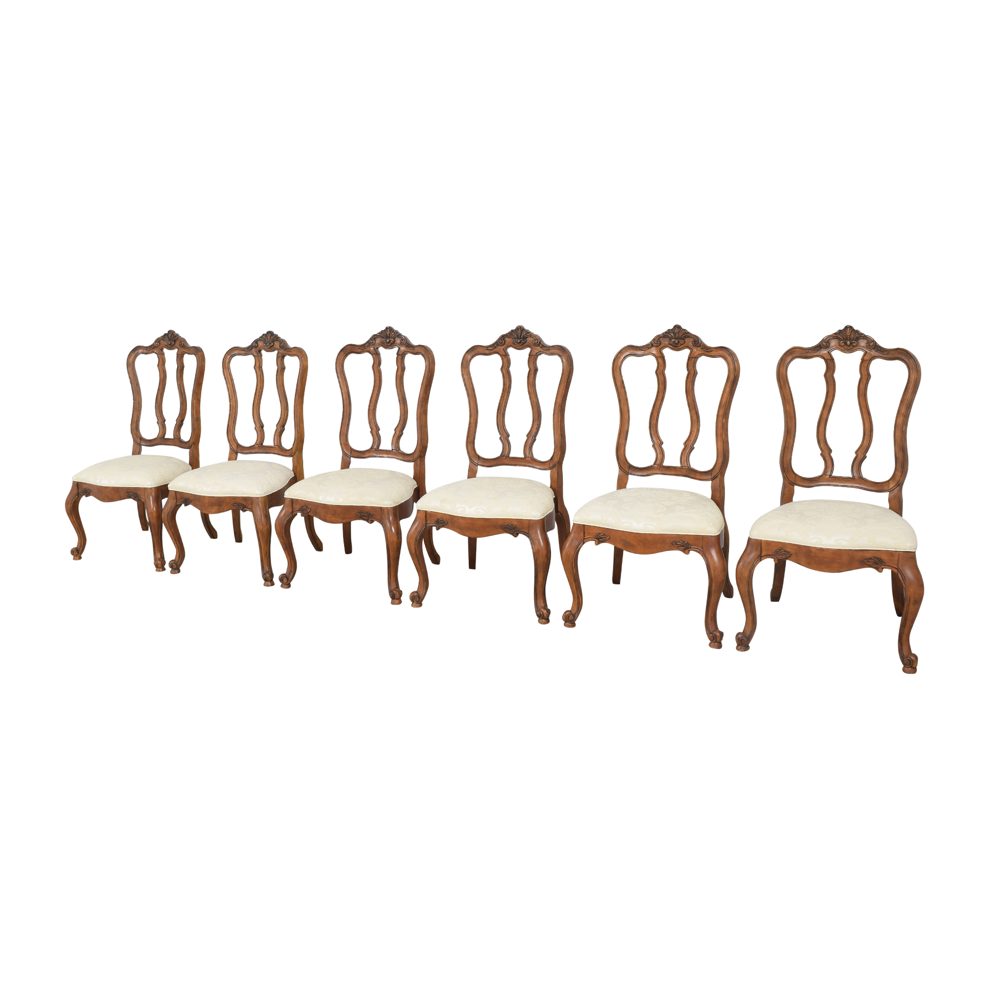 Ethan Allen Ethan Allen Tuscany Augustine Side Dining Chairs