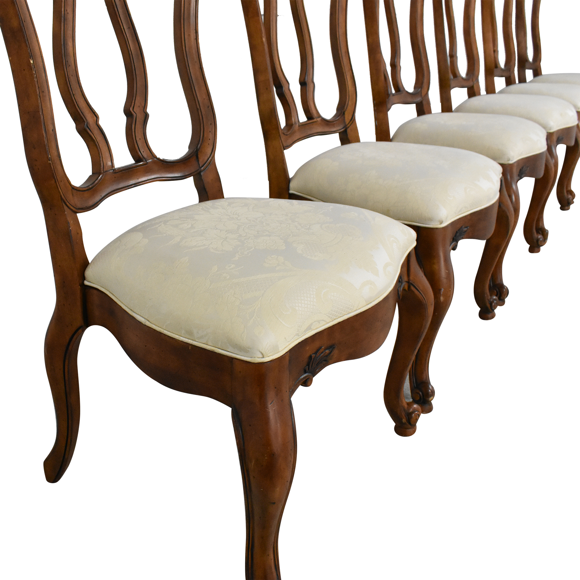 Ethan Allen Ethan Allen Tuscany Augustine Side Dining Chairs coupon