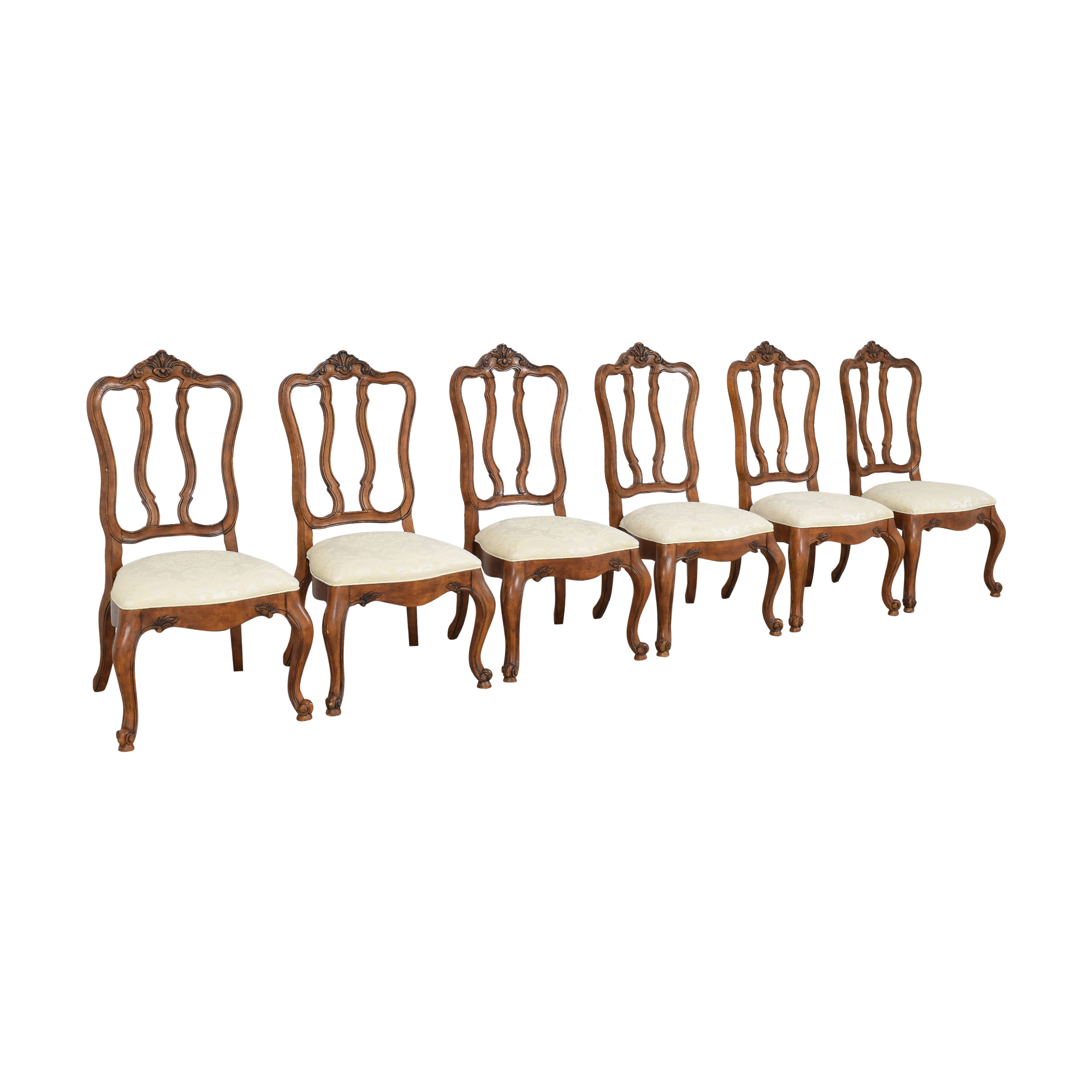 Ethan Allen Ethan Allen Tuscany Augustine Side Dining Chairs Dining Chairs