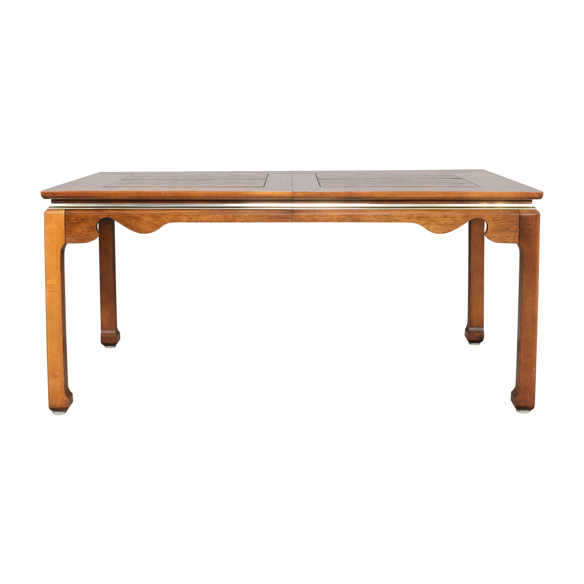 Rectangular Extendable Dining Table pa