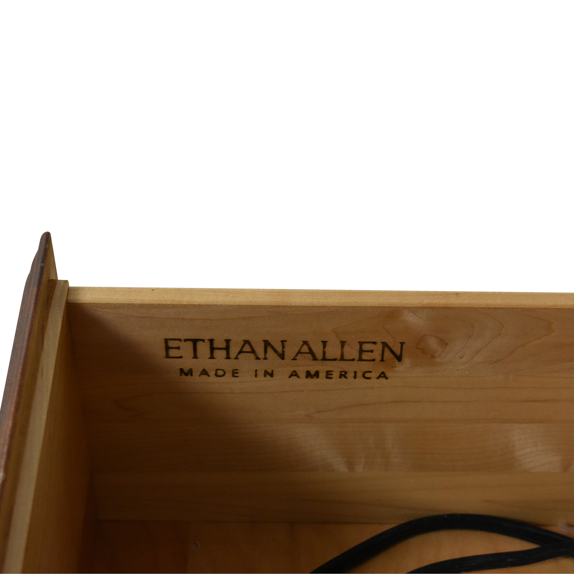 Ethan Allen Country French Media Armoire / Wardrobes & Armoires