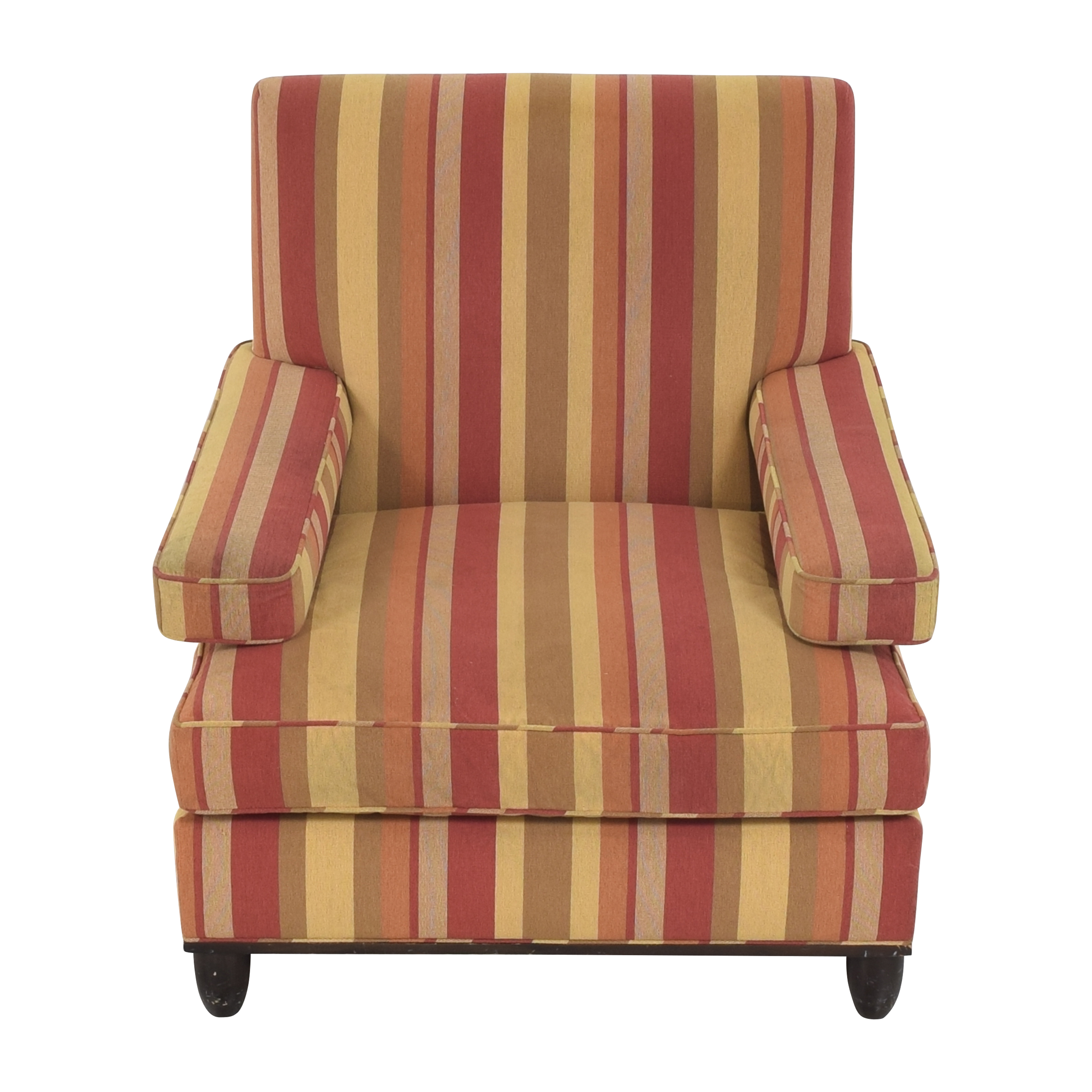 Bright Bright Upholstered Club Chair