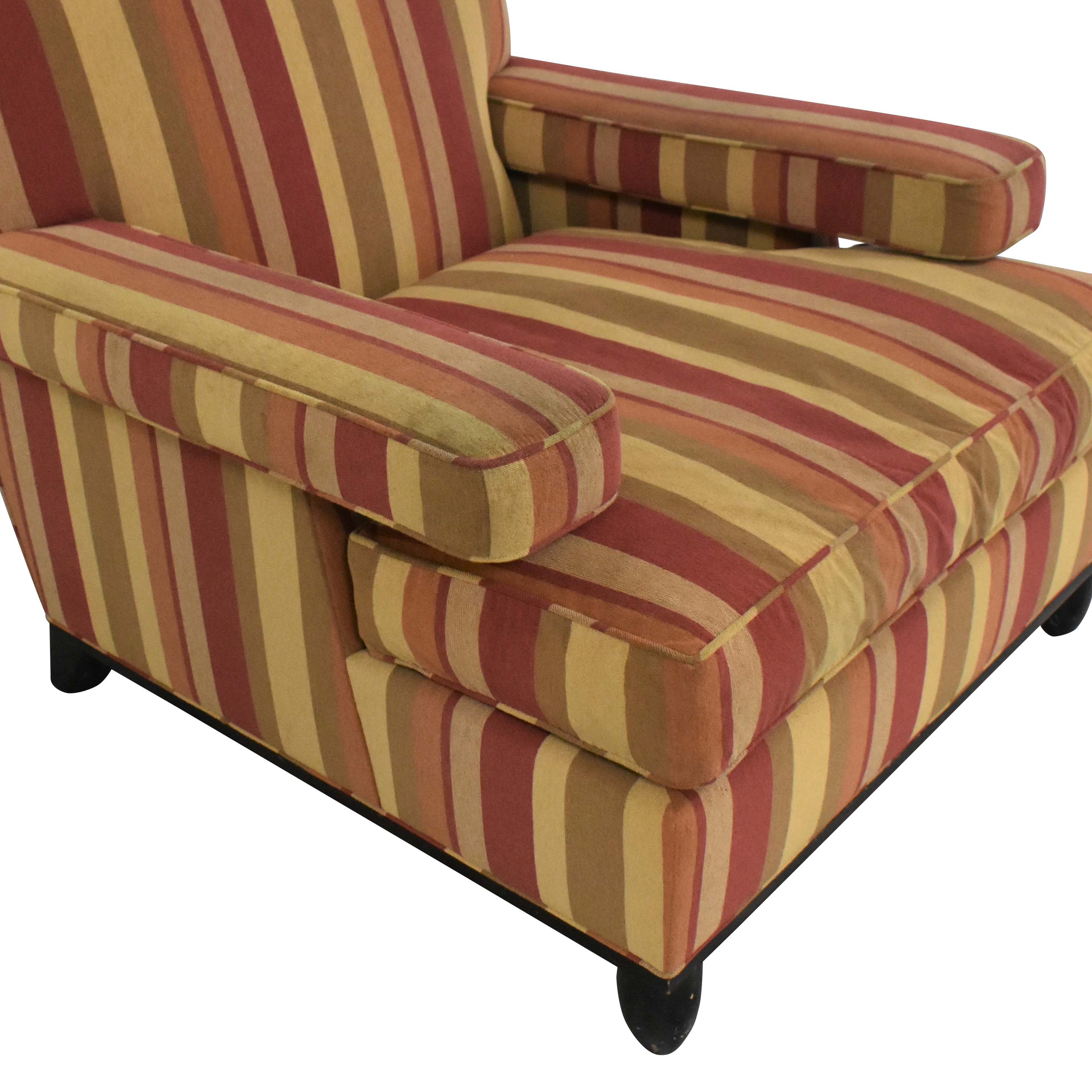 Bright Bright Upholstered Club Chair on sale