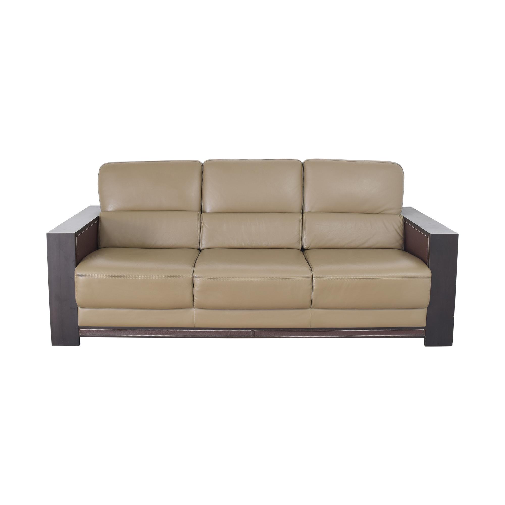 Lorenzo Lorenzo Three Seat Sofa nyc