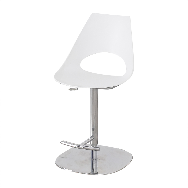 Bontempi Bontempi Shark Adjustable Swivel Bar Stools Chairs