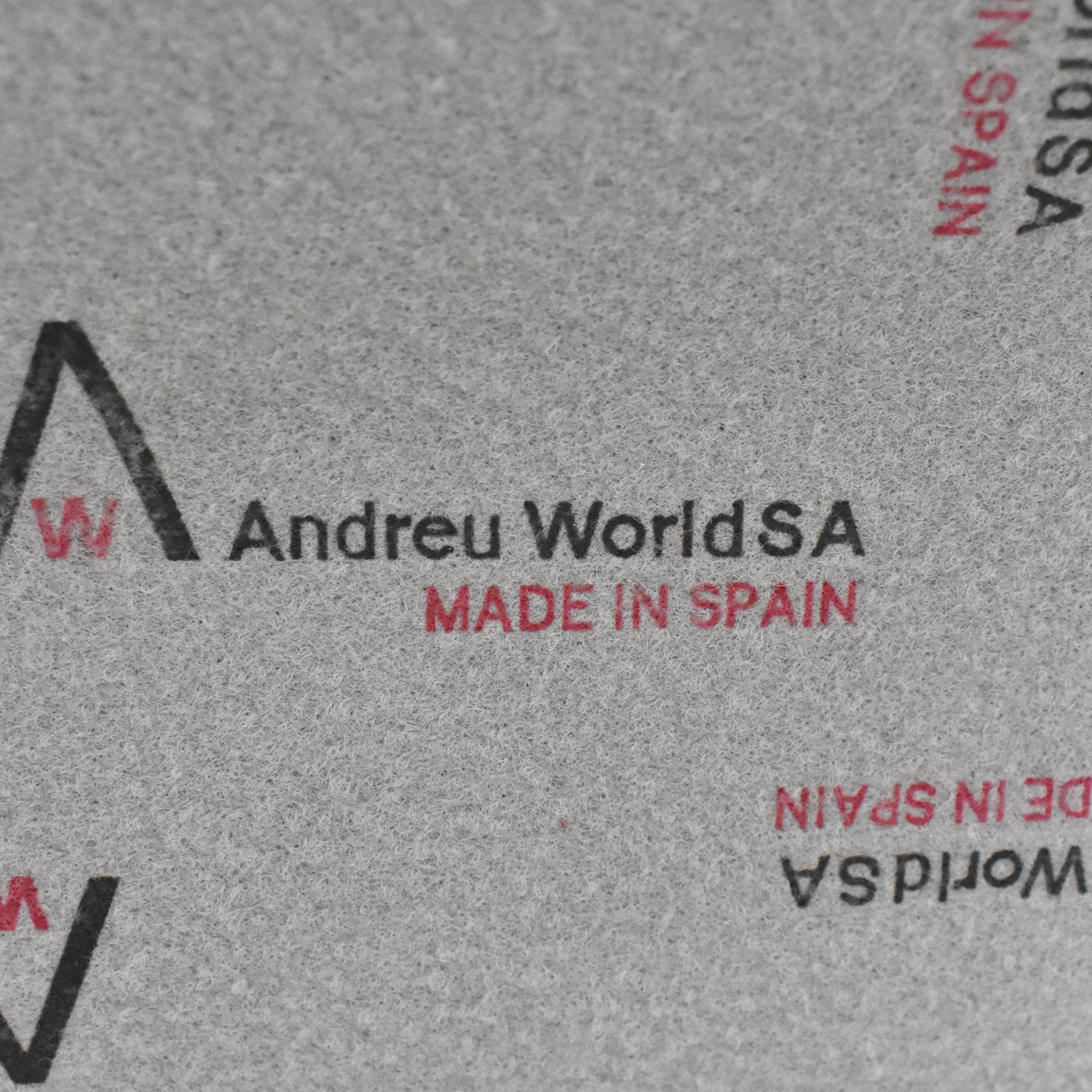 Andreu World Andreu World Upholstered Side Chair used