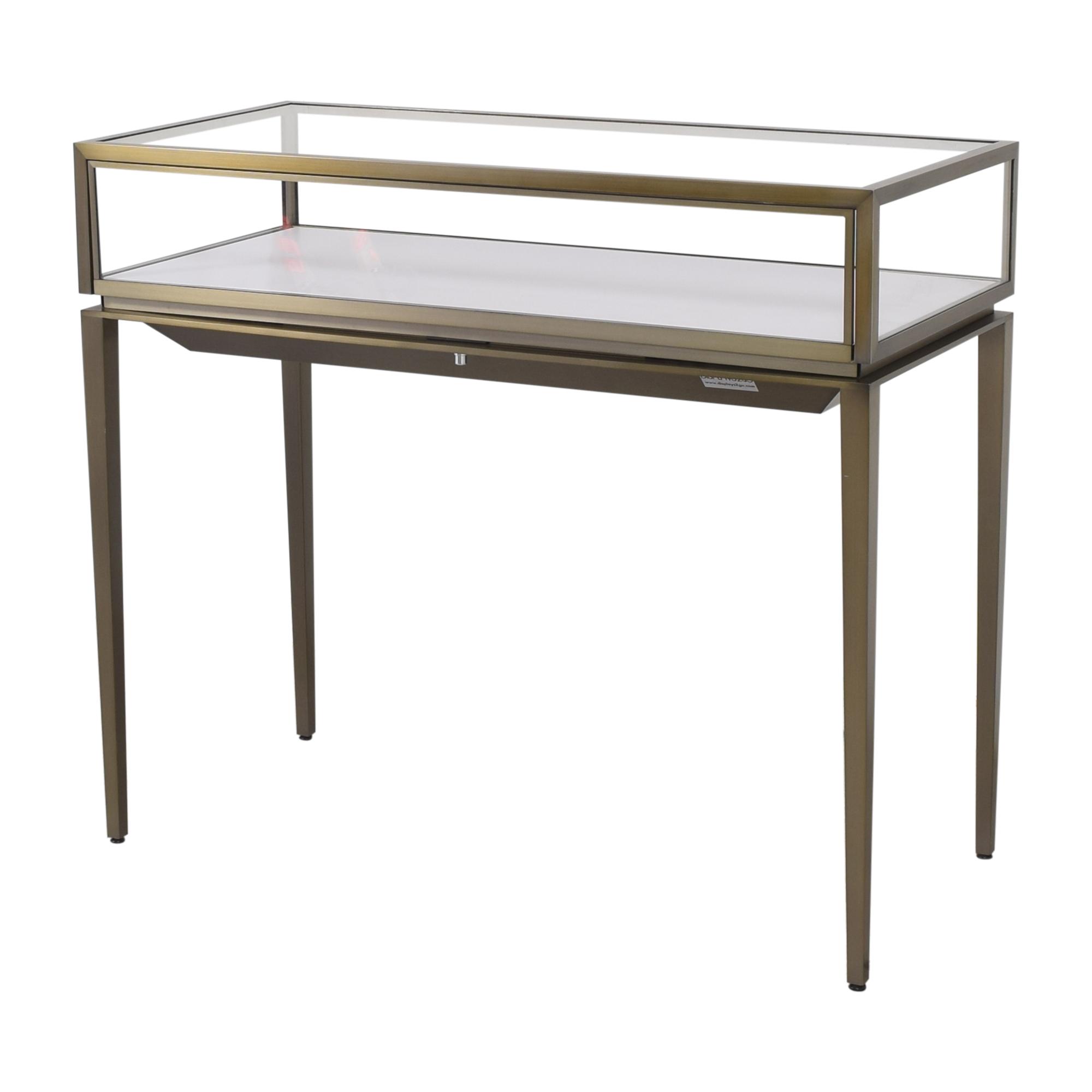 buy Displays2Go Displays2Go Lighted Display Table online