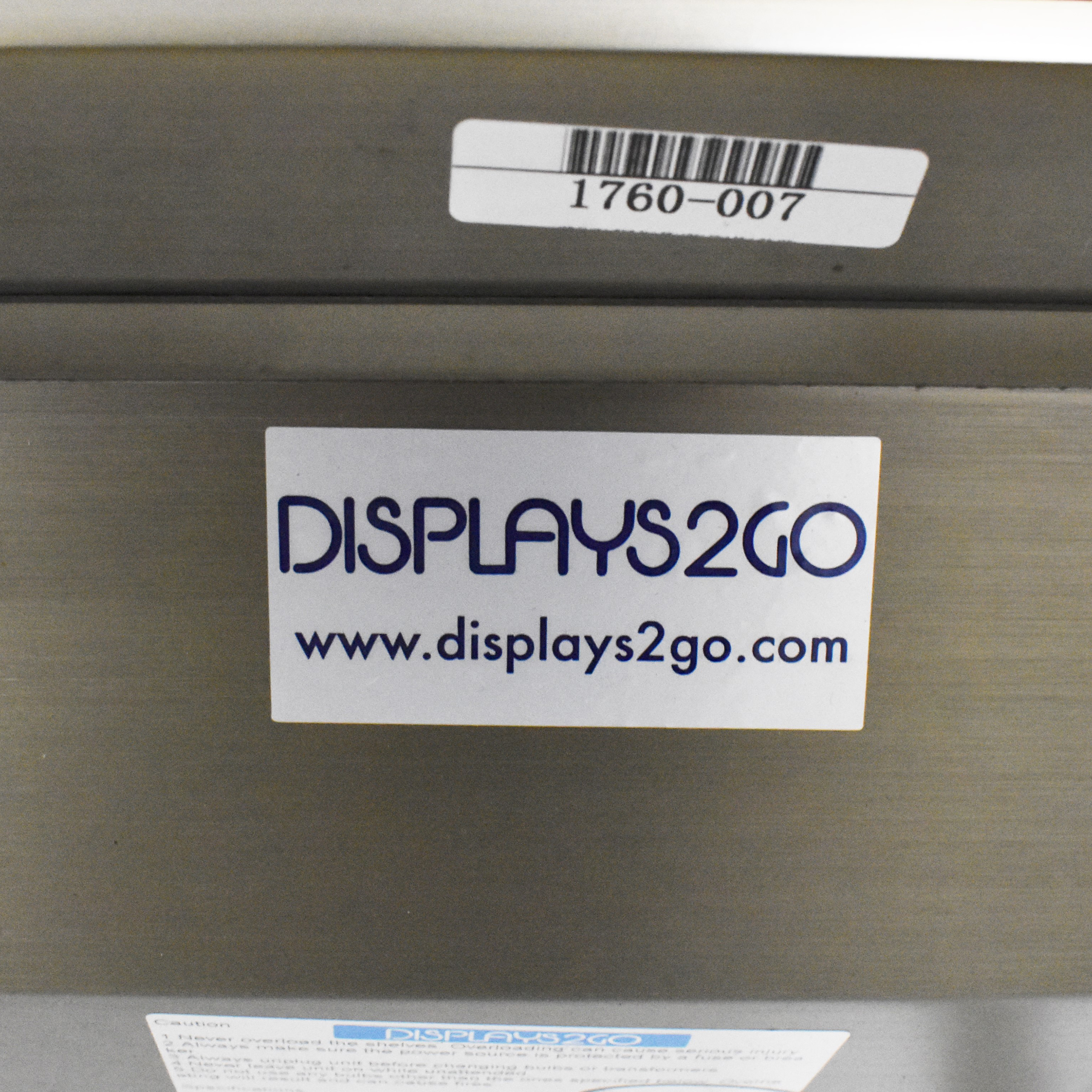 buy Displays2Go Lighted Display Table Displays2Go Accent Tables