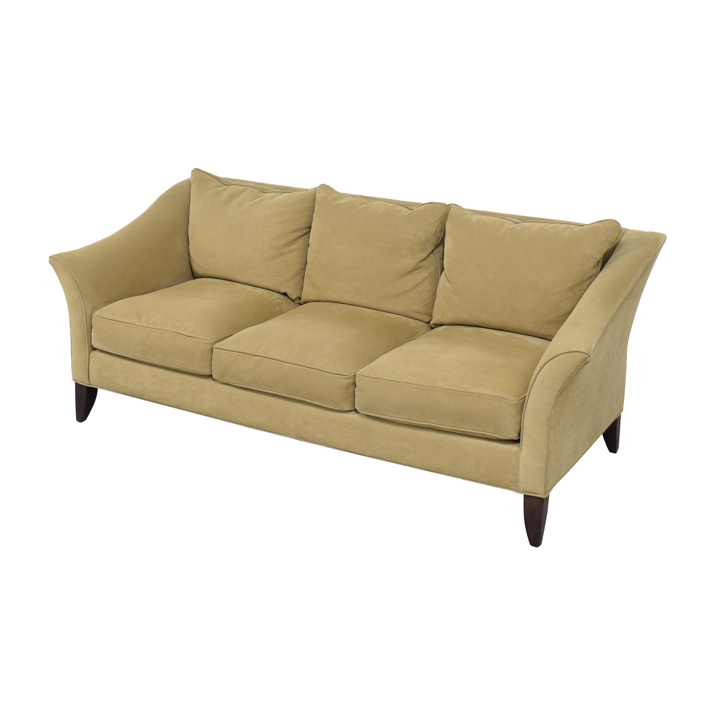 shop Freestyle Three Cushion Sofa Freestyle Classic Sofas