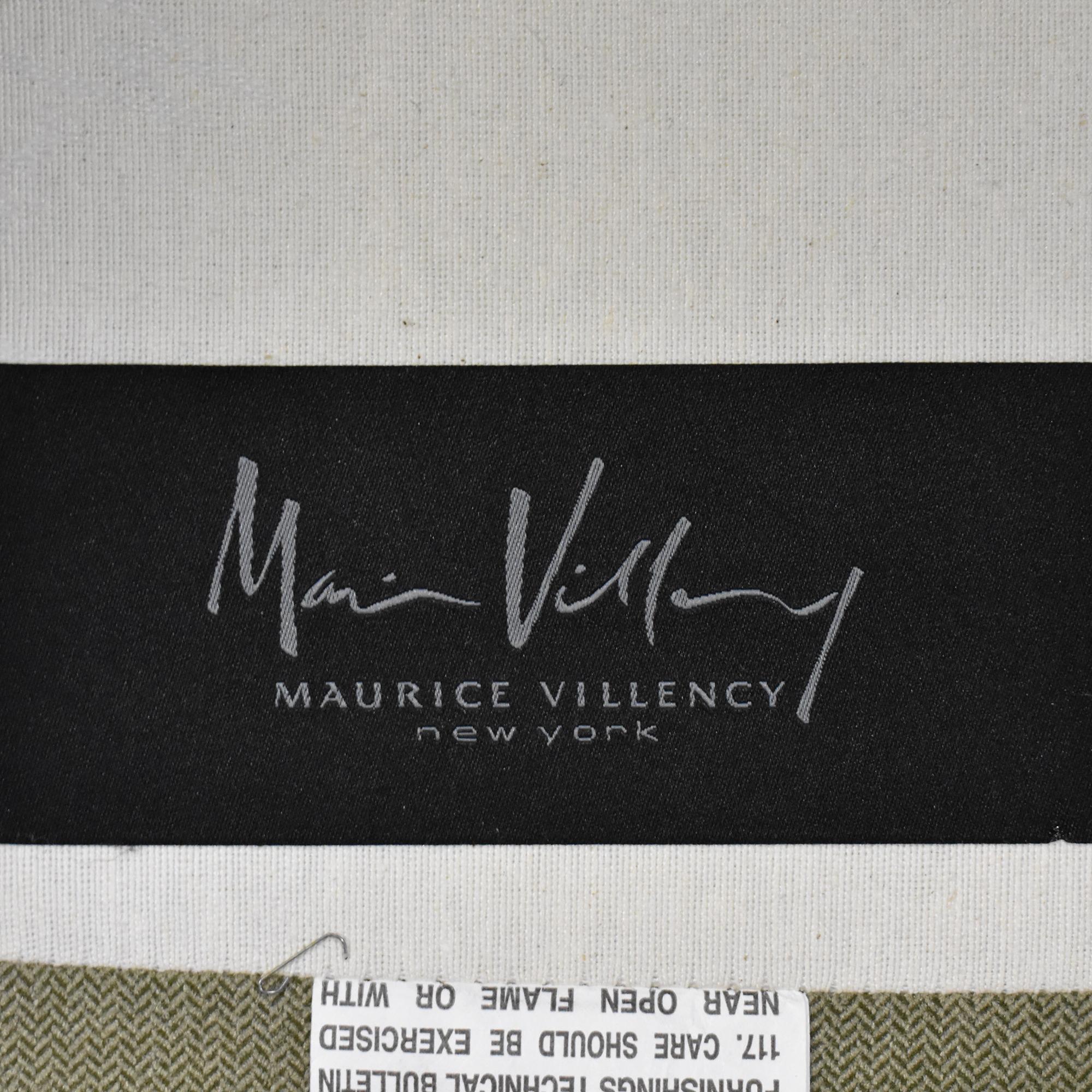 Maurice Villency Maurice Villency Cushion Tub Swivel Chair pa