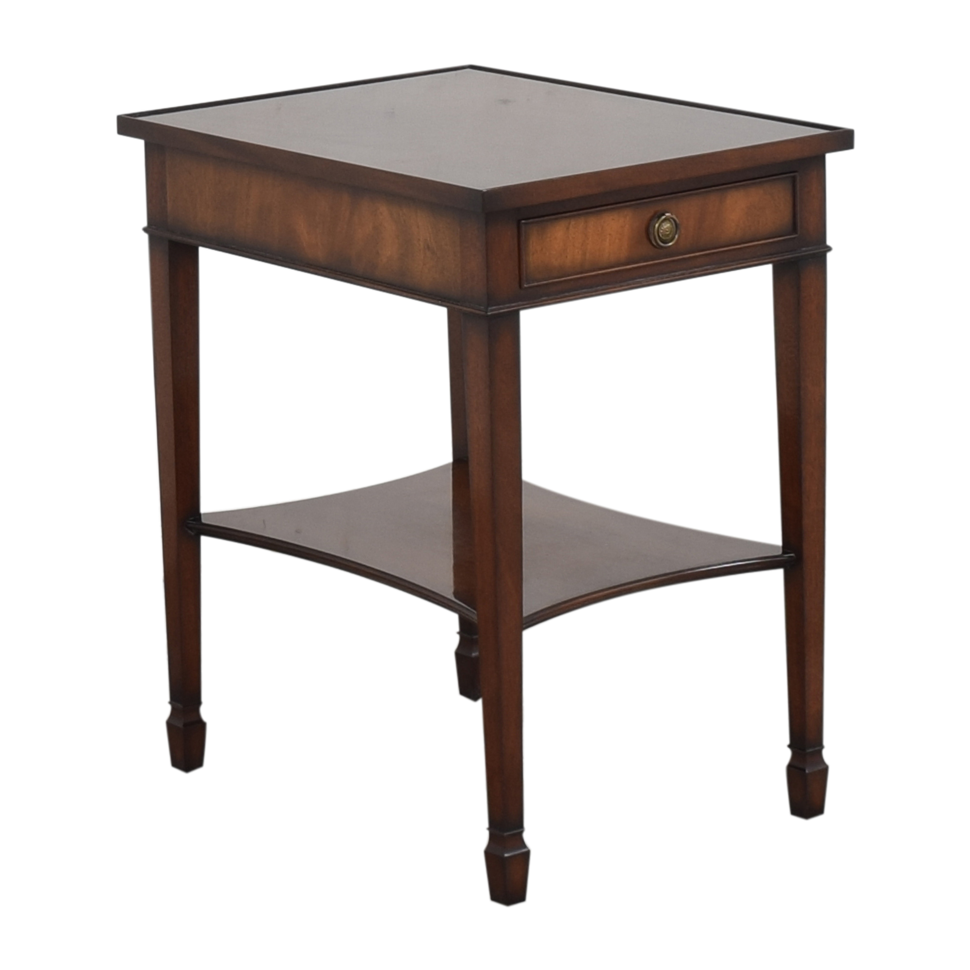 buy  Smith & Watson Single Drawer End Table Smith & Watson Tables