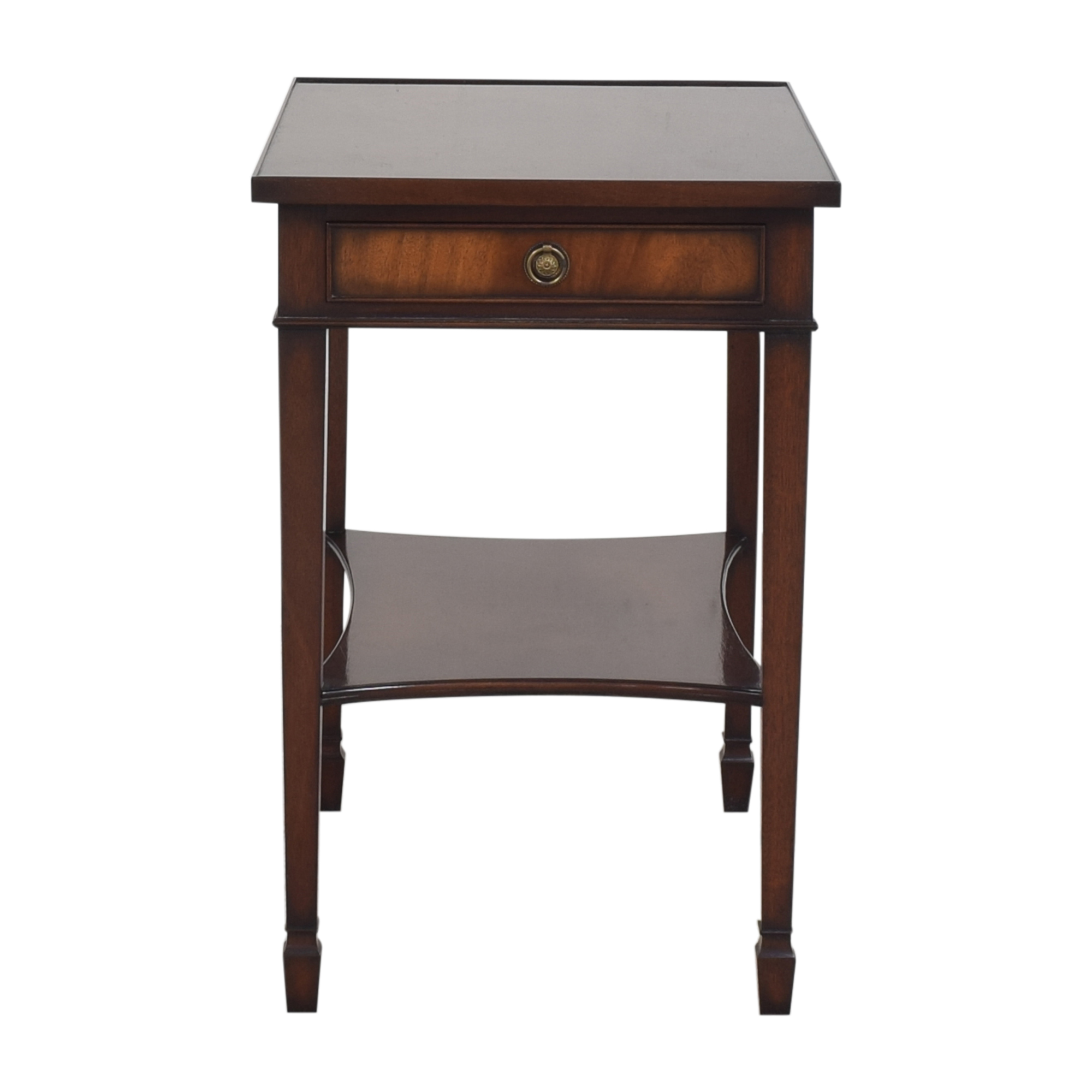 Smith & Watson  Smith & Watson Single Drawer End Table dimensions