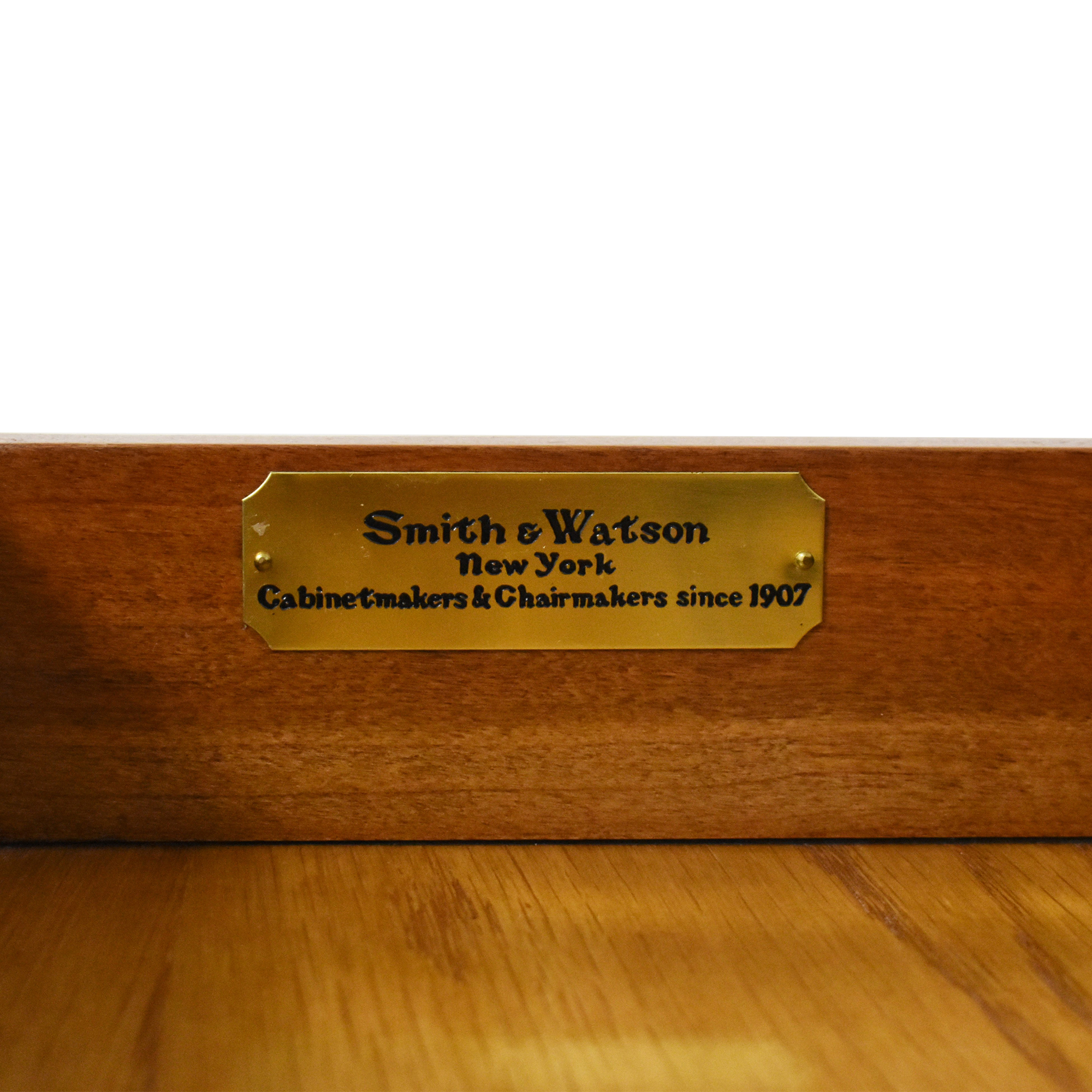 Smith & Watson  Smith & Watson Single Drawer End Table nj