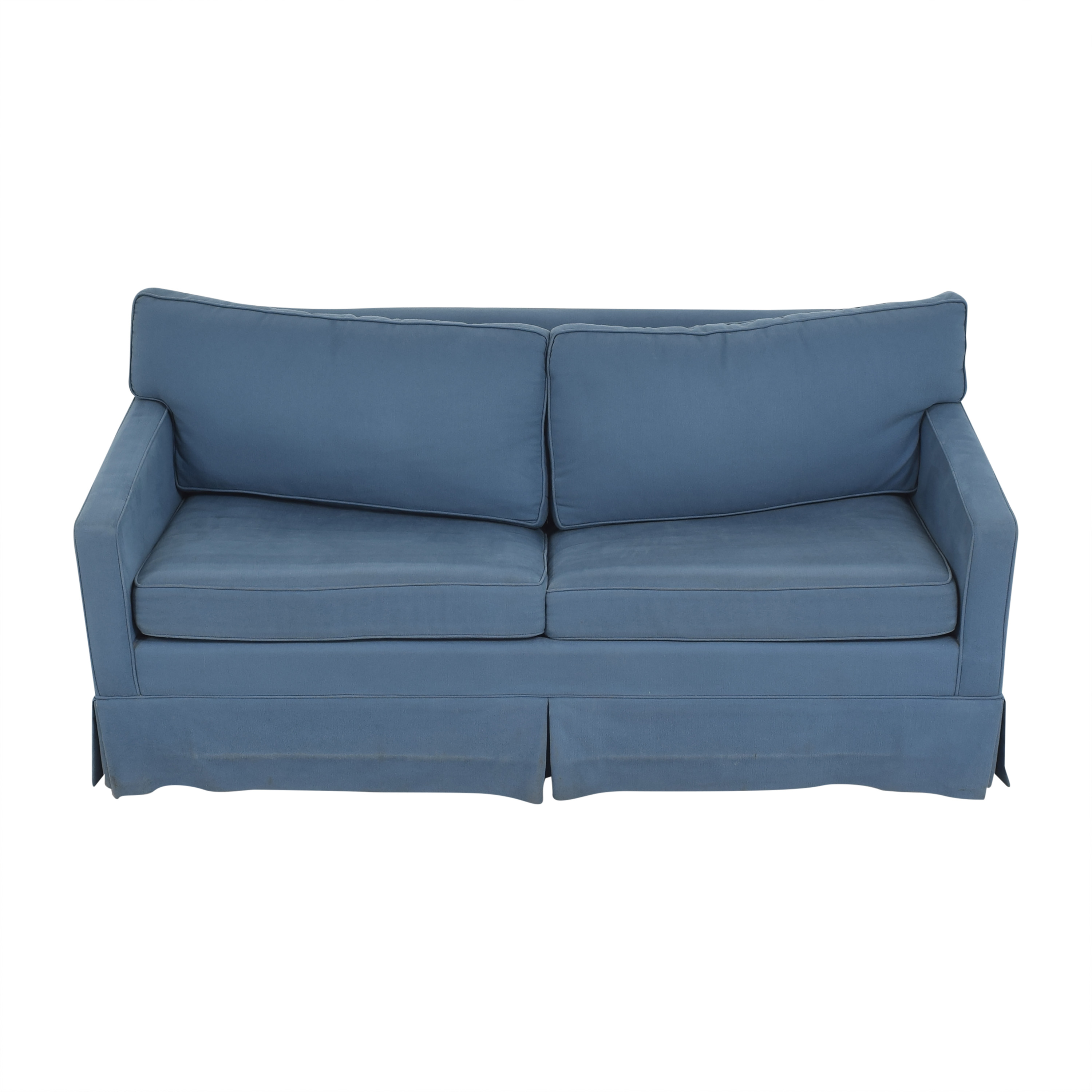 Carlyle Carlyle Two Cushion Skirted Sleeper Sofa coupon