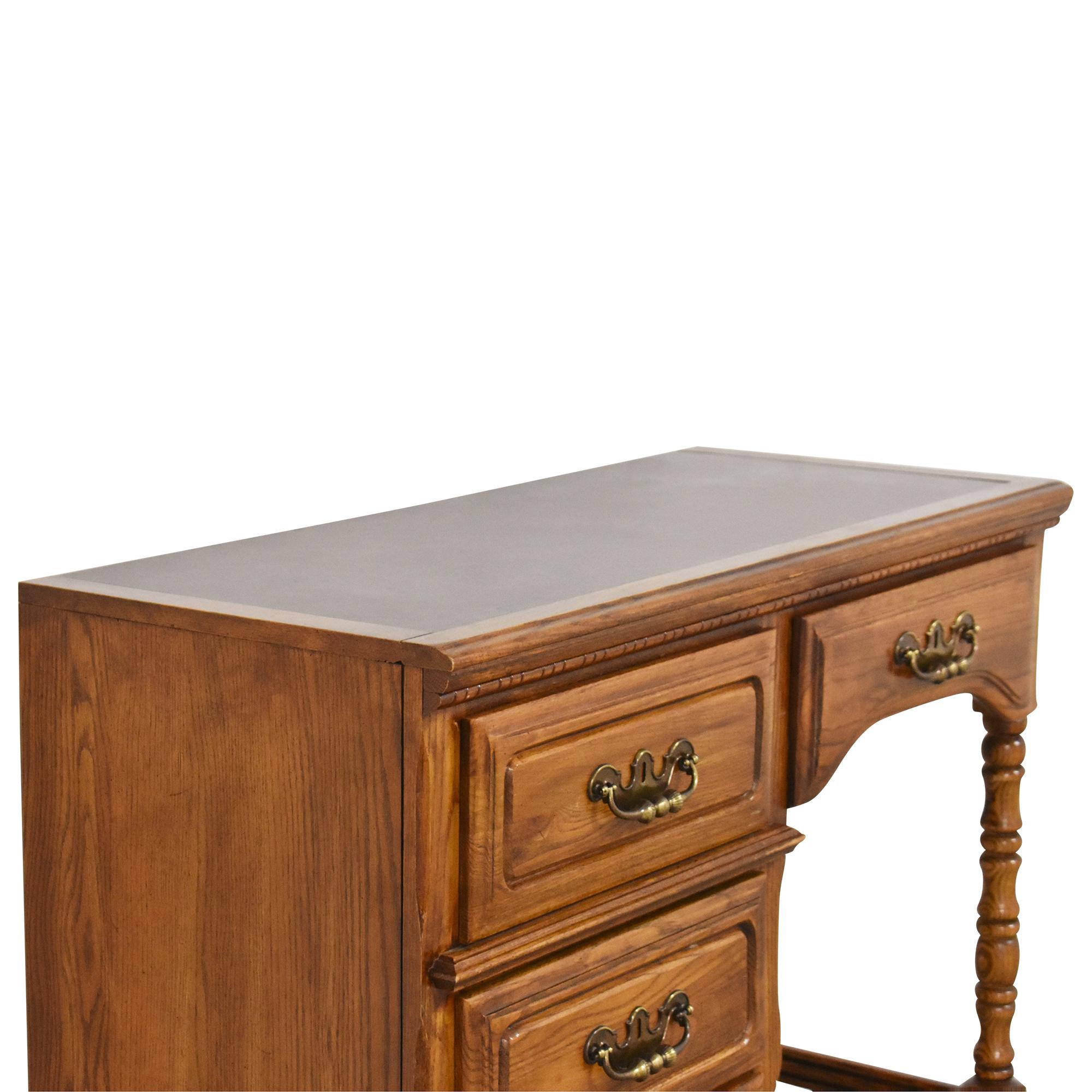 Lea Furniture Lea Furniture Four Drawer Desk ma