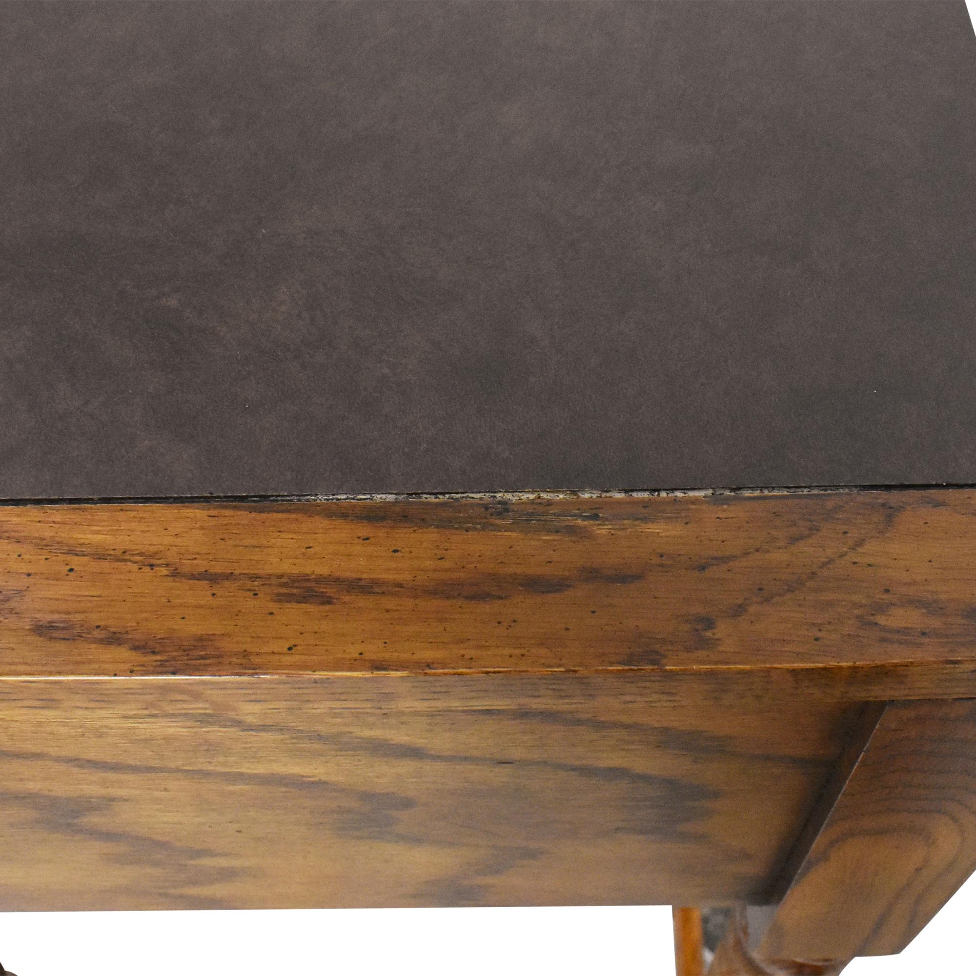 Lea Furniture Lea Furniture Four Drawer Desk for sale