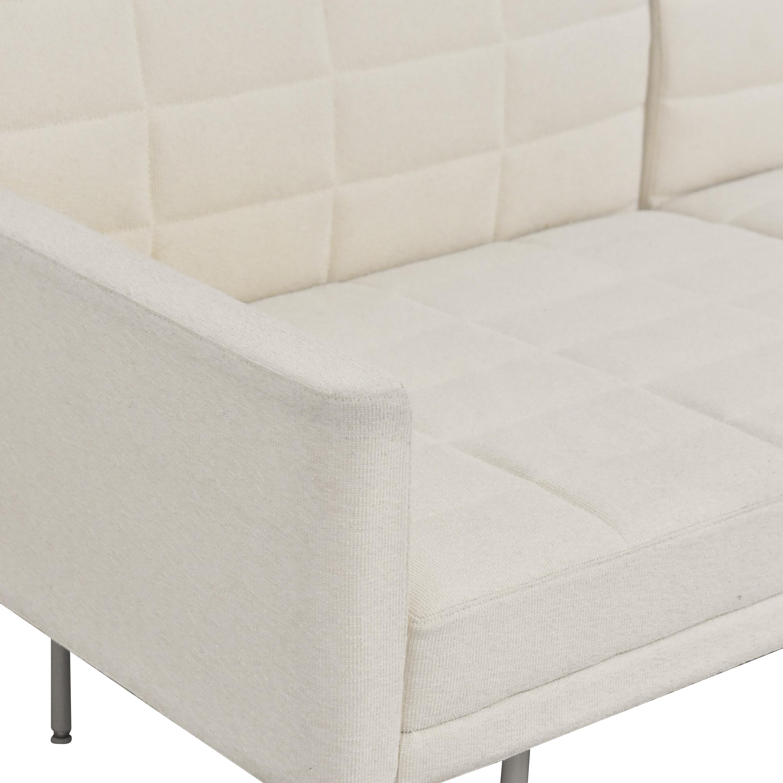 Design Within Reach Design Within Reach Tuxedo Sofa for sale
