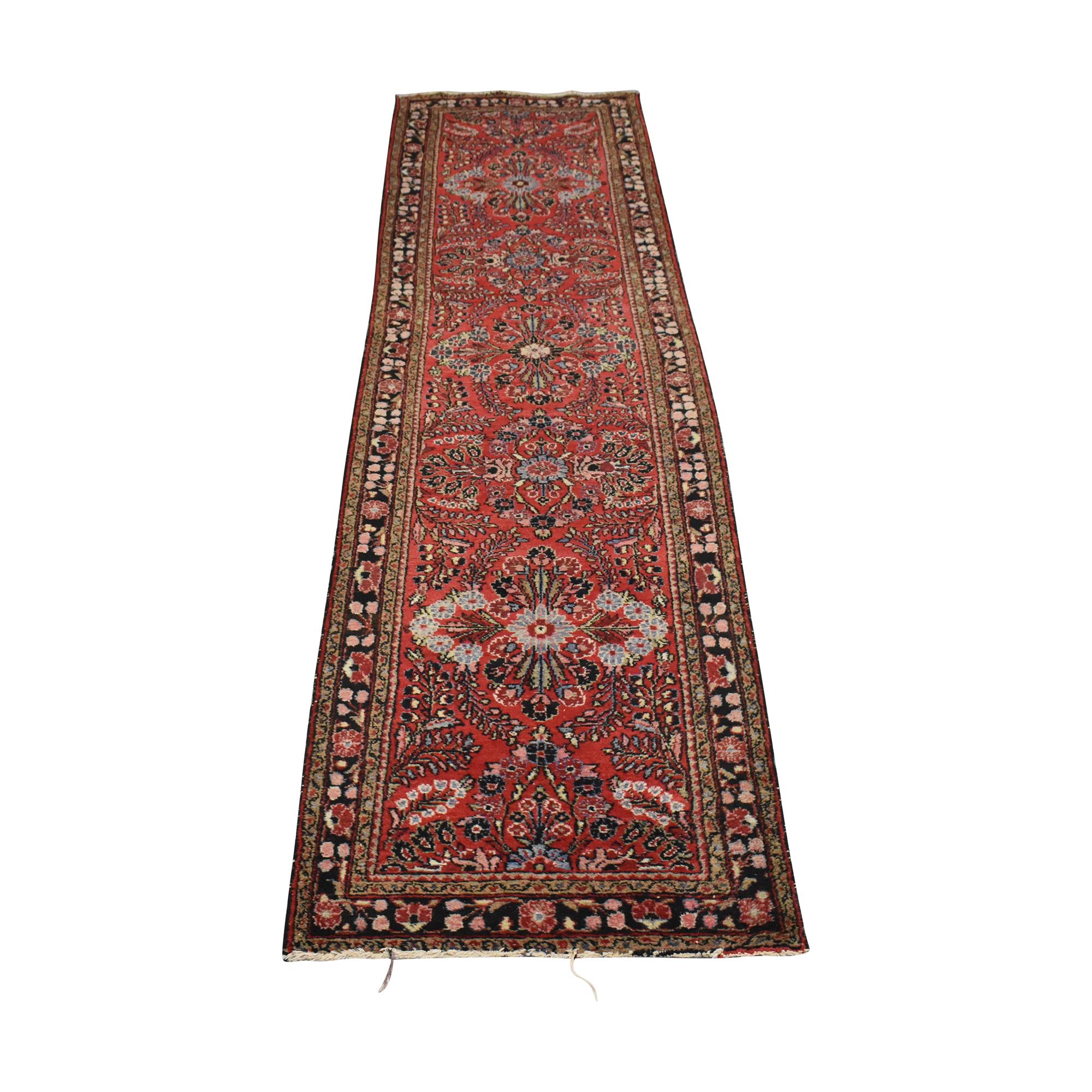 Persian-Style Runner Rug Rugs