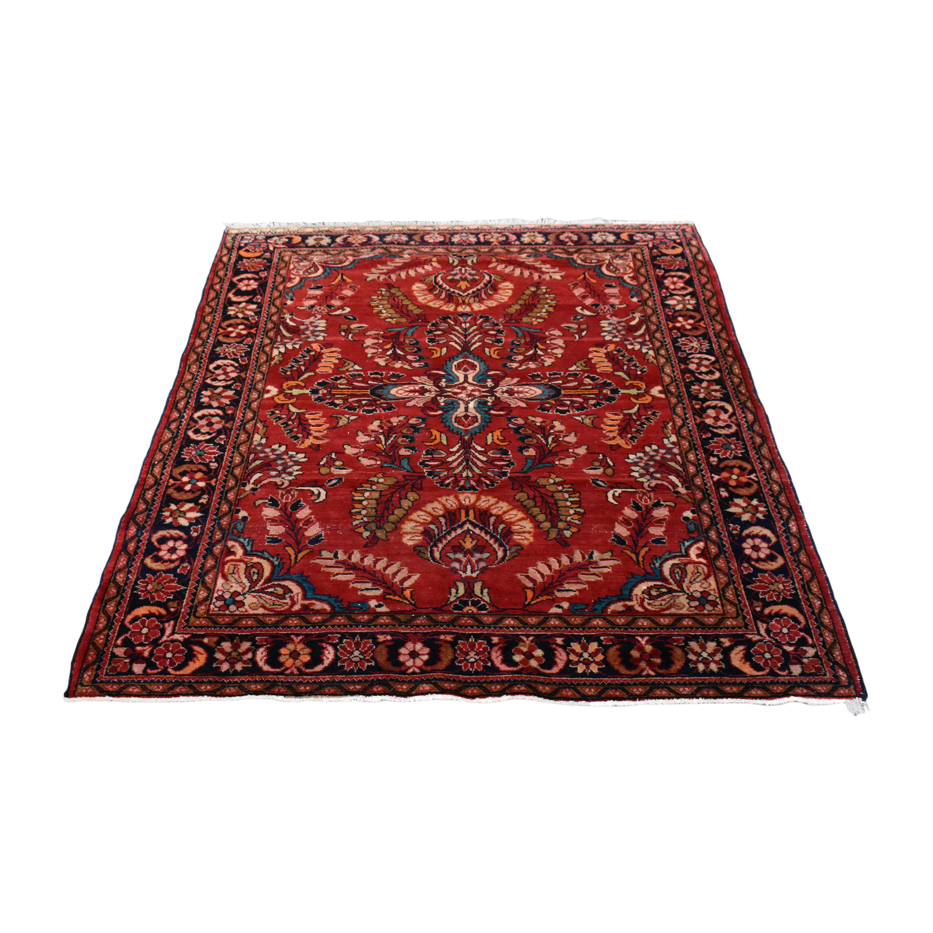 Persian-Style Patterned Area Rug coupon