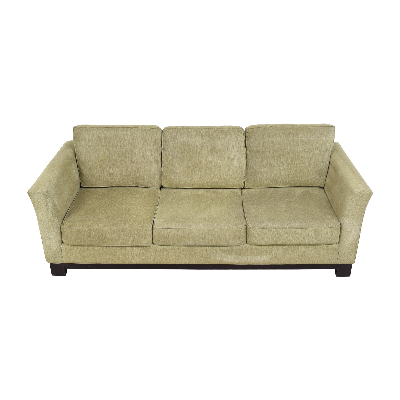 buy Macy's Elliot II Three Cushion Sofa Macy's Sofas