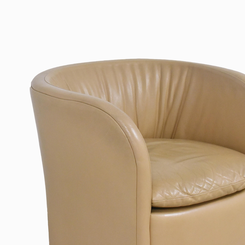 David Edward David Edward by John Saladino Barrel Chair price