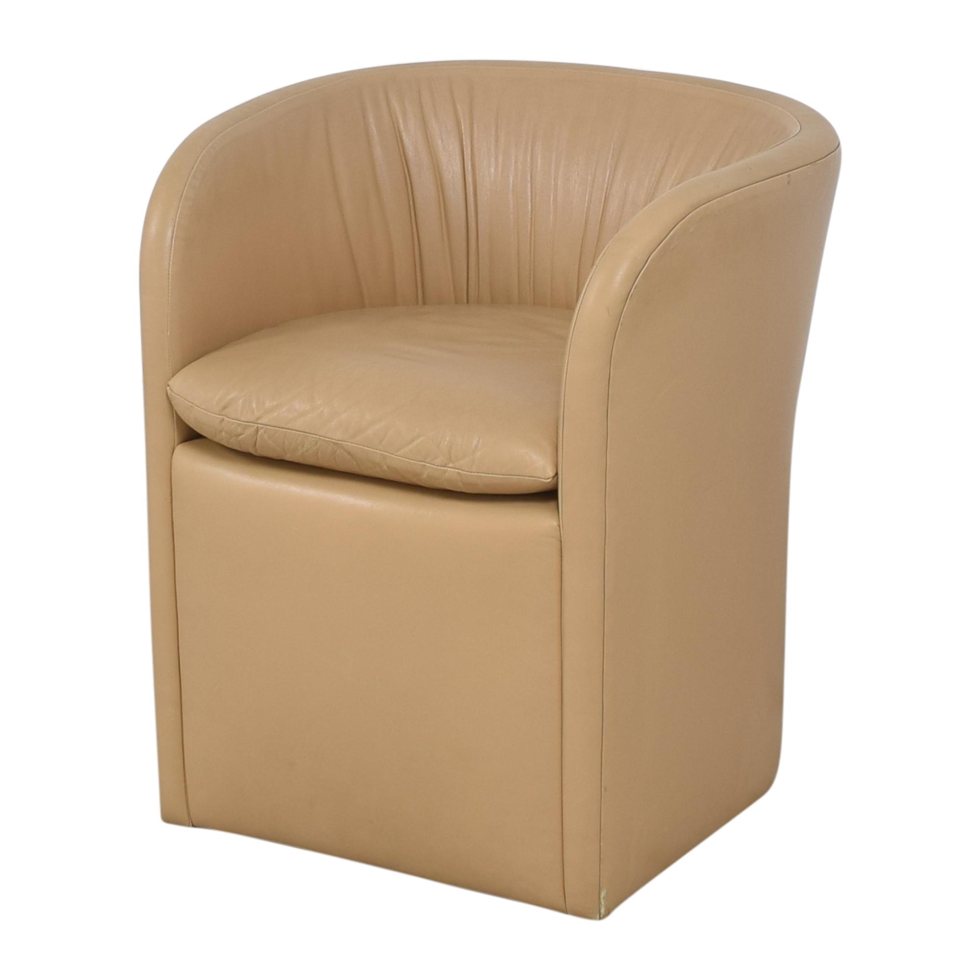 shop David Edward David Edward by John Saladino Barrel Chair online