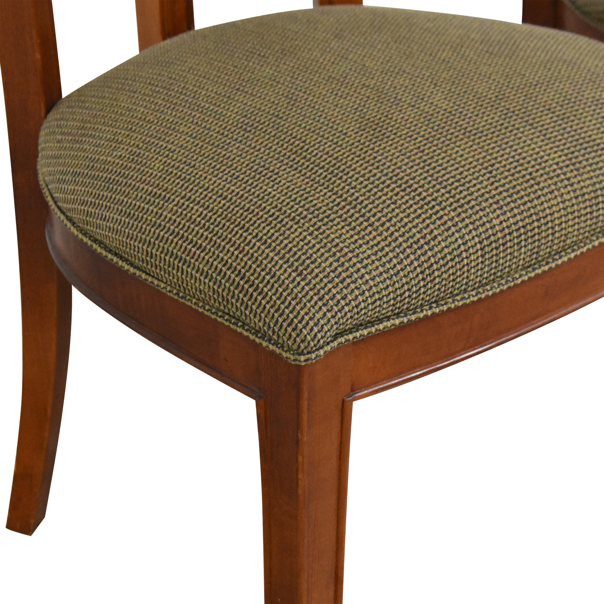 Stanley Furniture Stanley Furniture Upholstered Dining Chairs ma