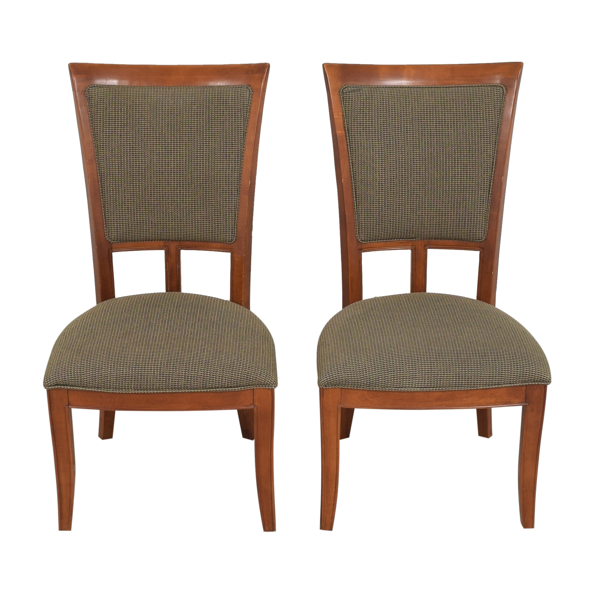 Stanley Furniture Stanley Furniture Upholstered Dining Chairs