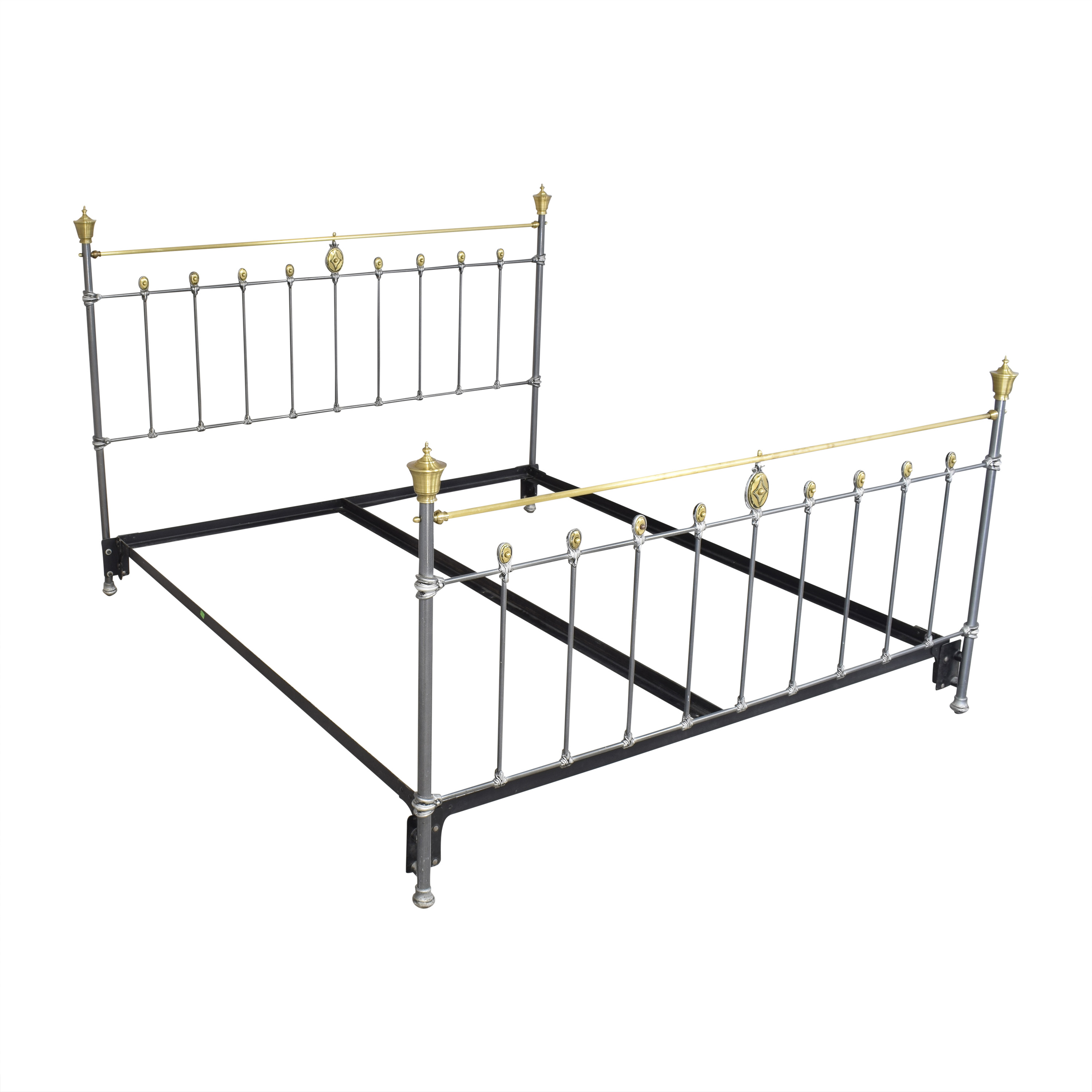 California King Poster Bed dimensions