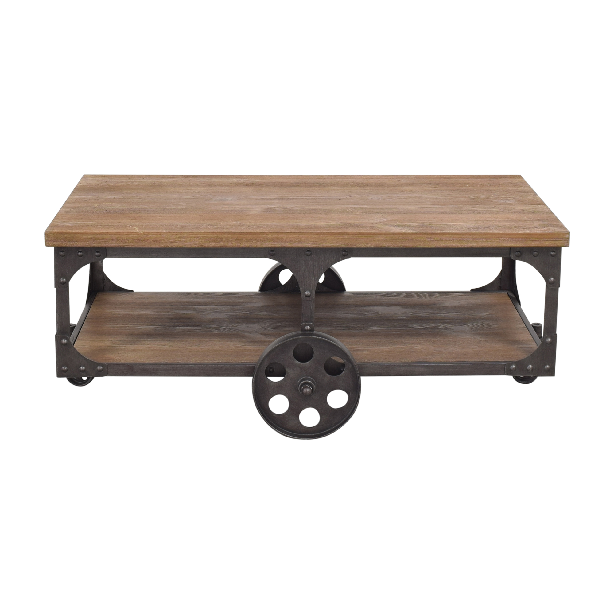 Ashley Furniture Ashley Furniture Vennilux Coffee Table price