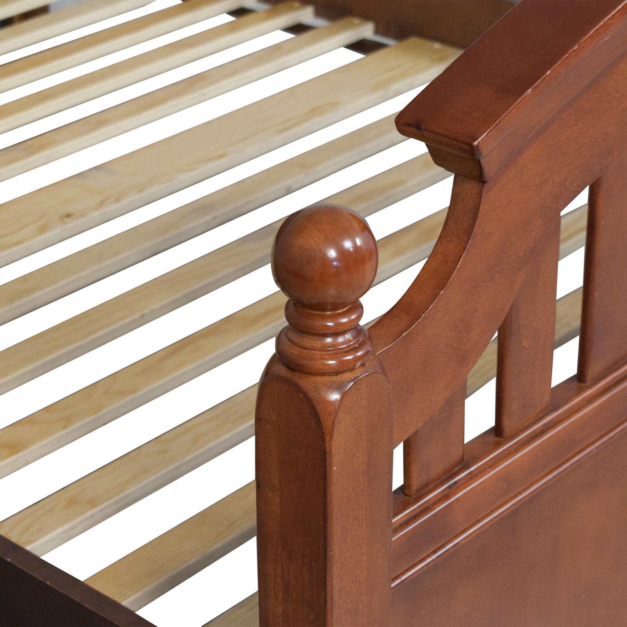Stanley Furniture Stanley Furniture Full Slat Bed on sale
