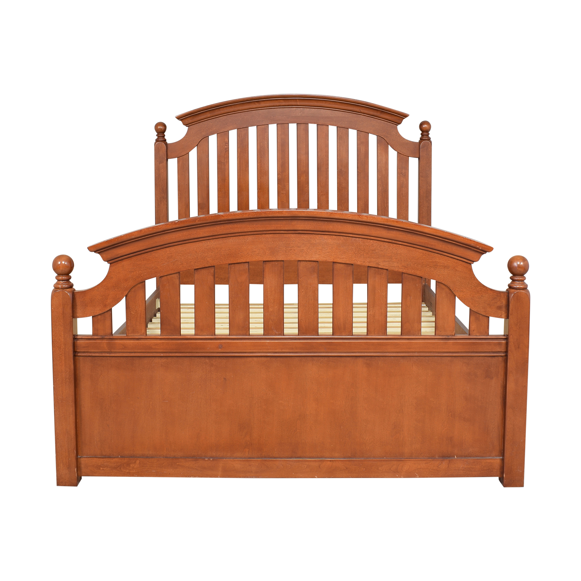 Stanley Furniture Stanley Furniture Full Slat Bed Bed Frames