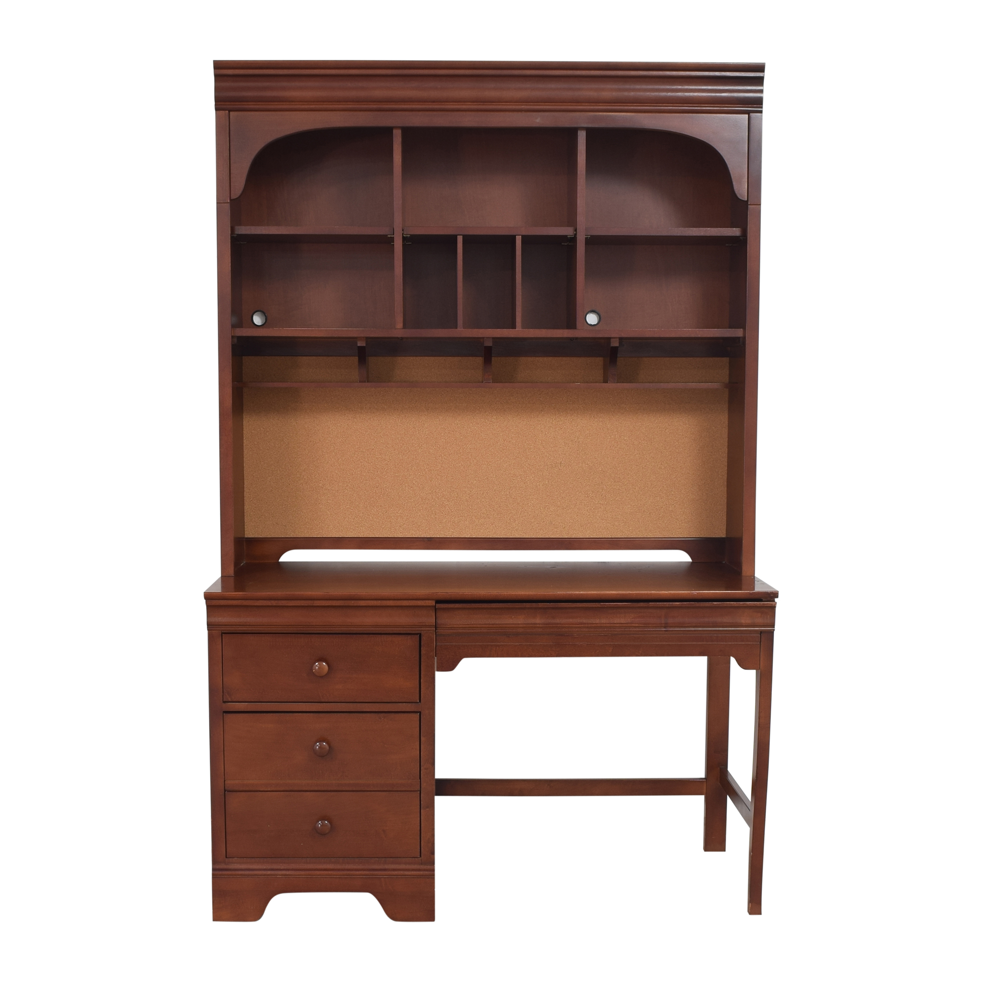 Stanley Furniture Stanley Furniture Young America Desk with Hutch coupon
