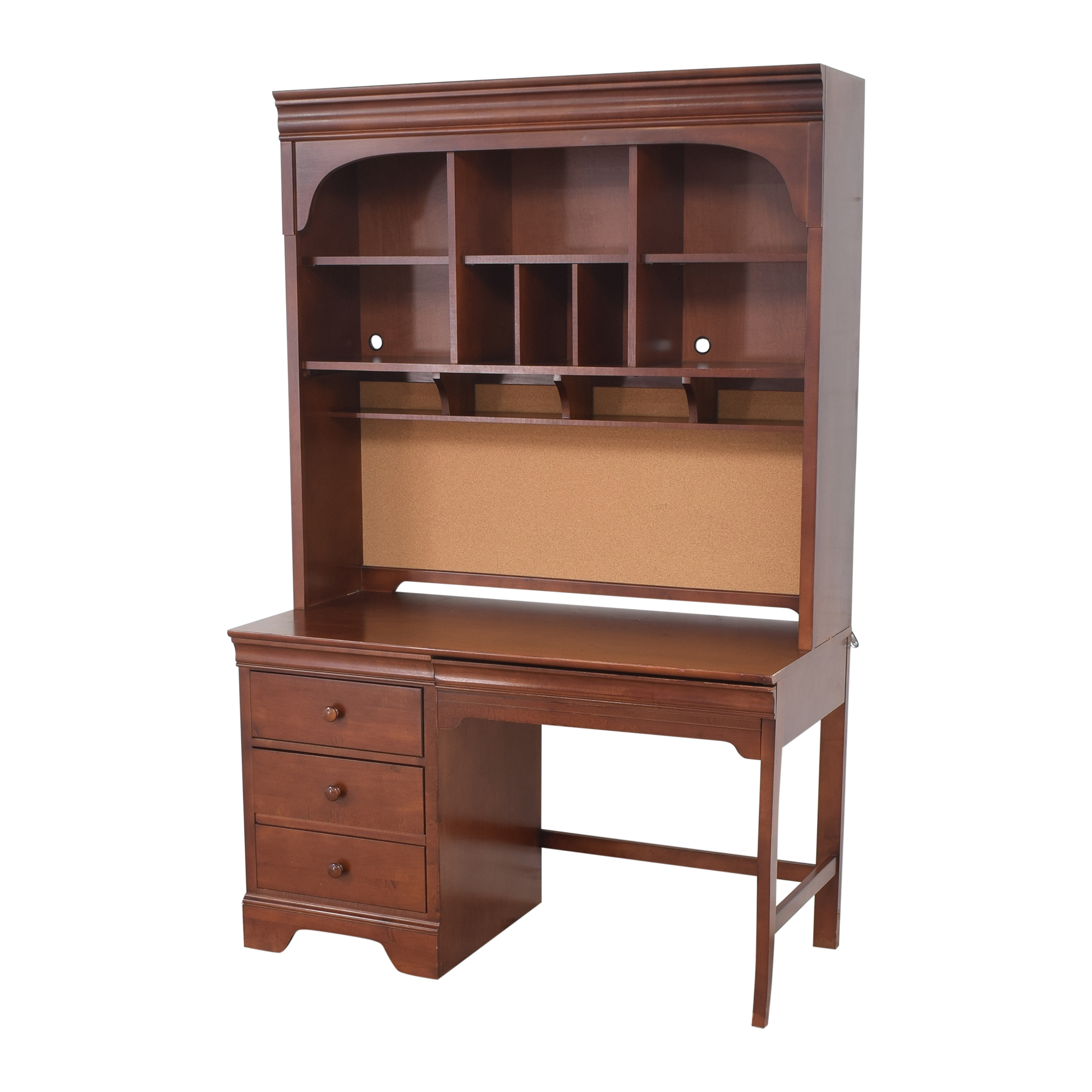 buy Stanley Furniture Young America Desk with Hutch Stanley Furniture Home Office Desks