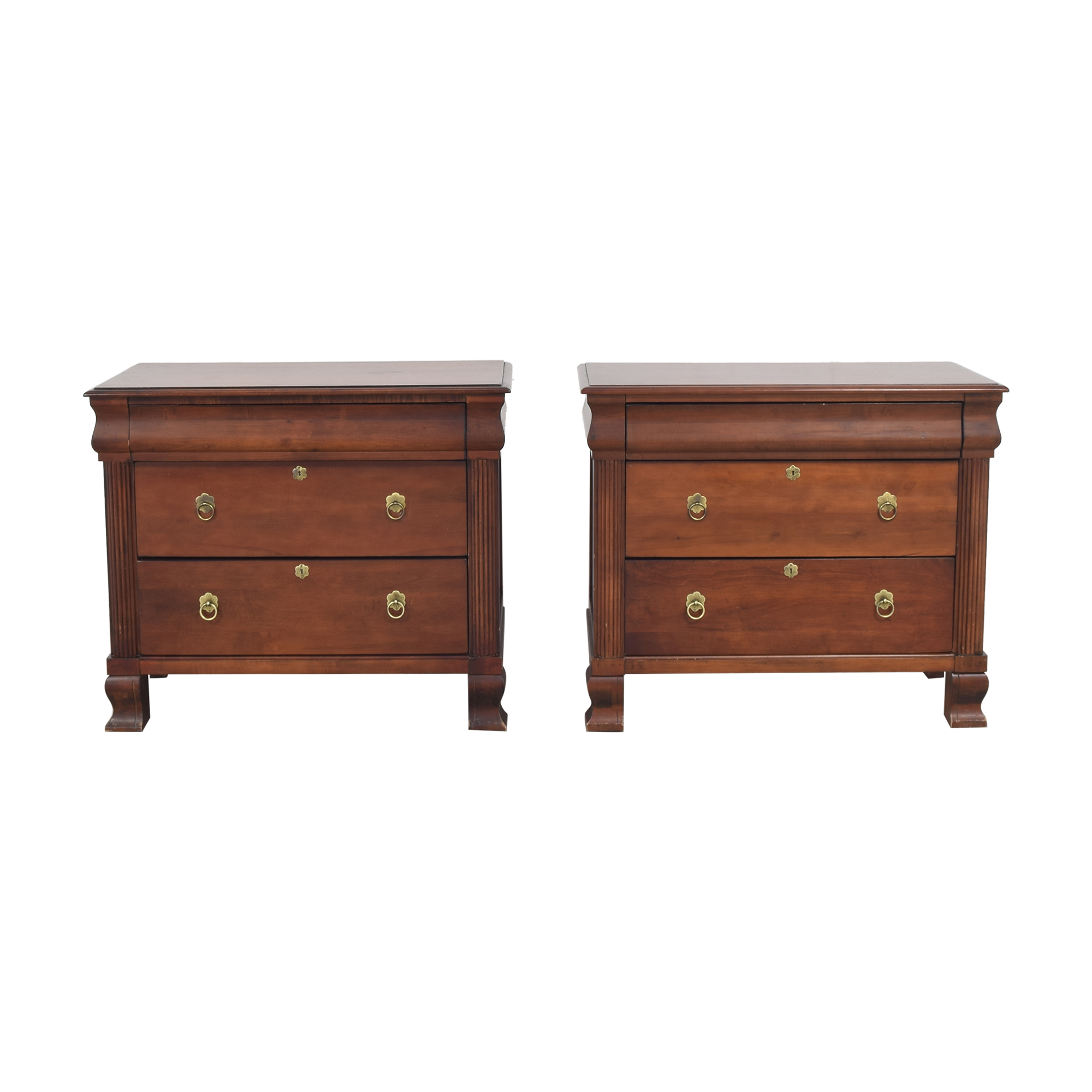 shop Ethan Allen Old World Treasures End Tables Ethan Allen