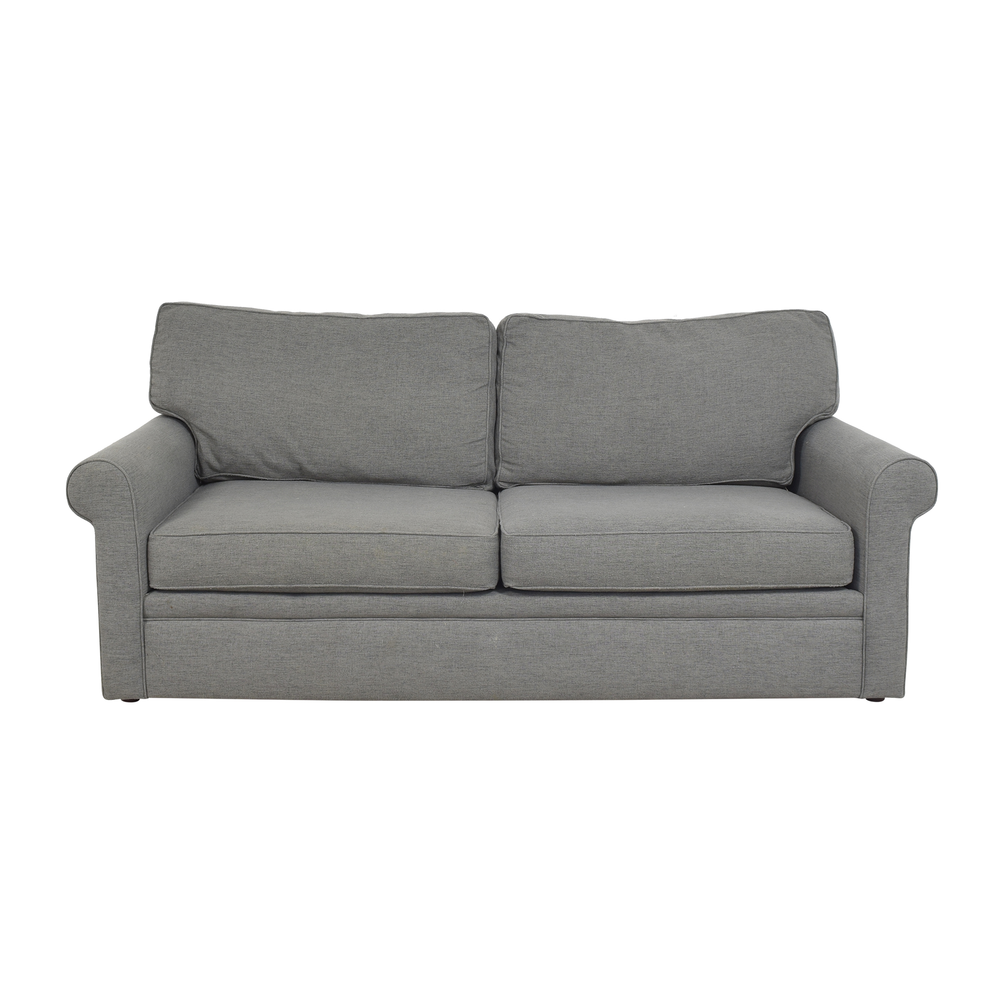 Two Cushion Sofa used