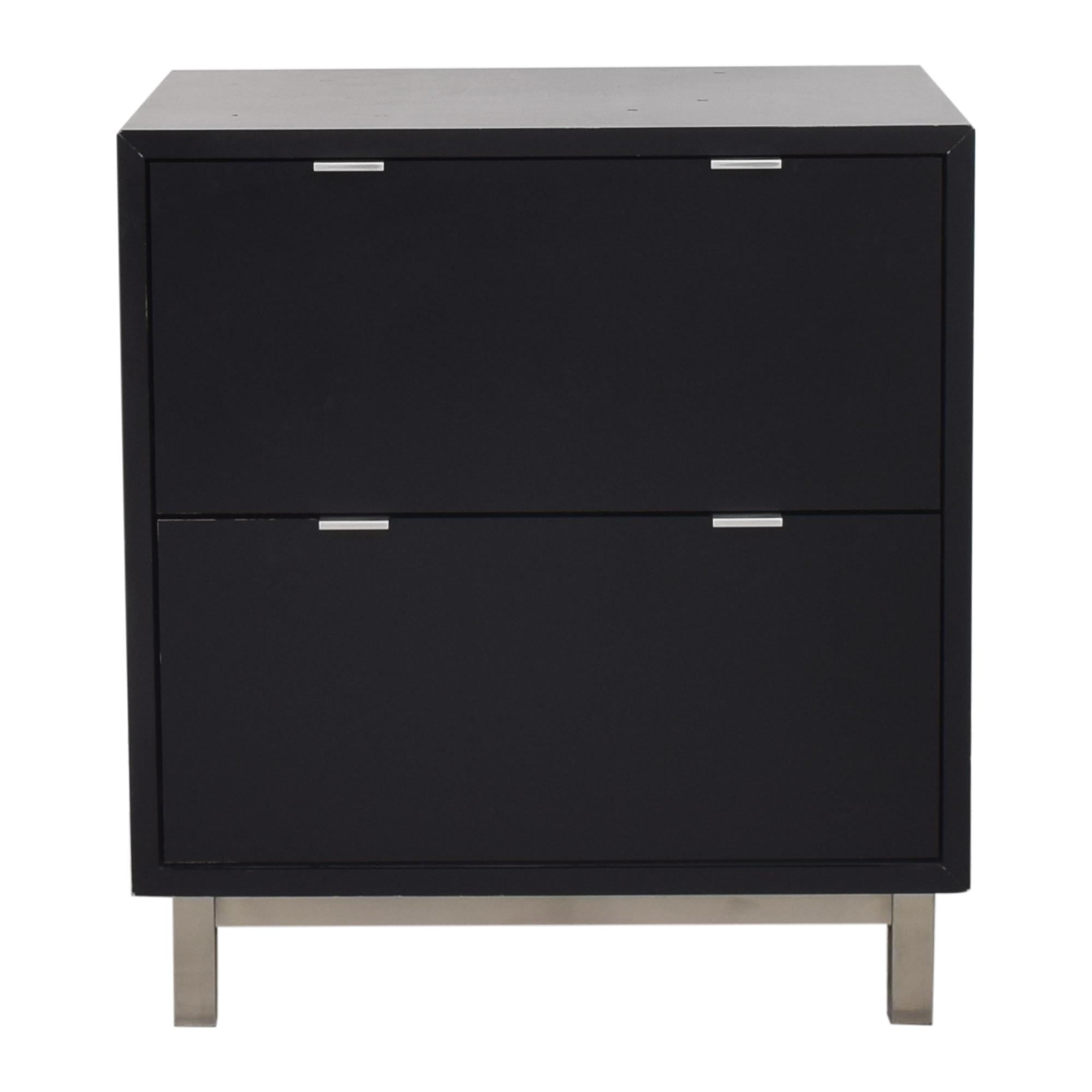 buy Room & Board Room & Board Copenhagen Lateral File Cabinet online