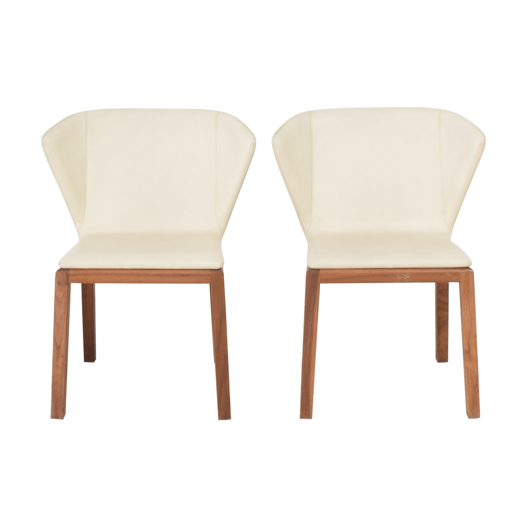 Dune Dune Lapel Wing Dining Chairs nj