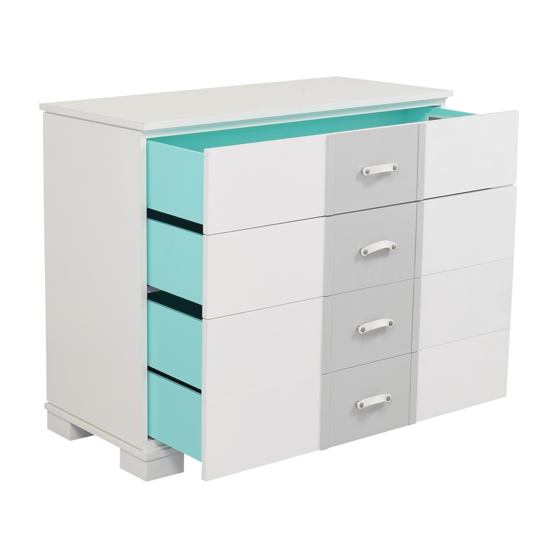 shop ducduc Morgan Four Drawer Dresser ducduc Storage