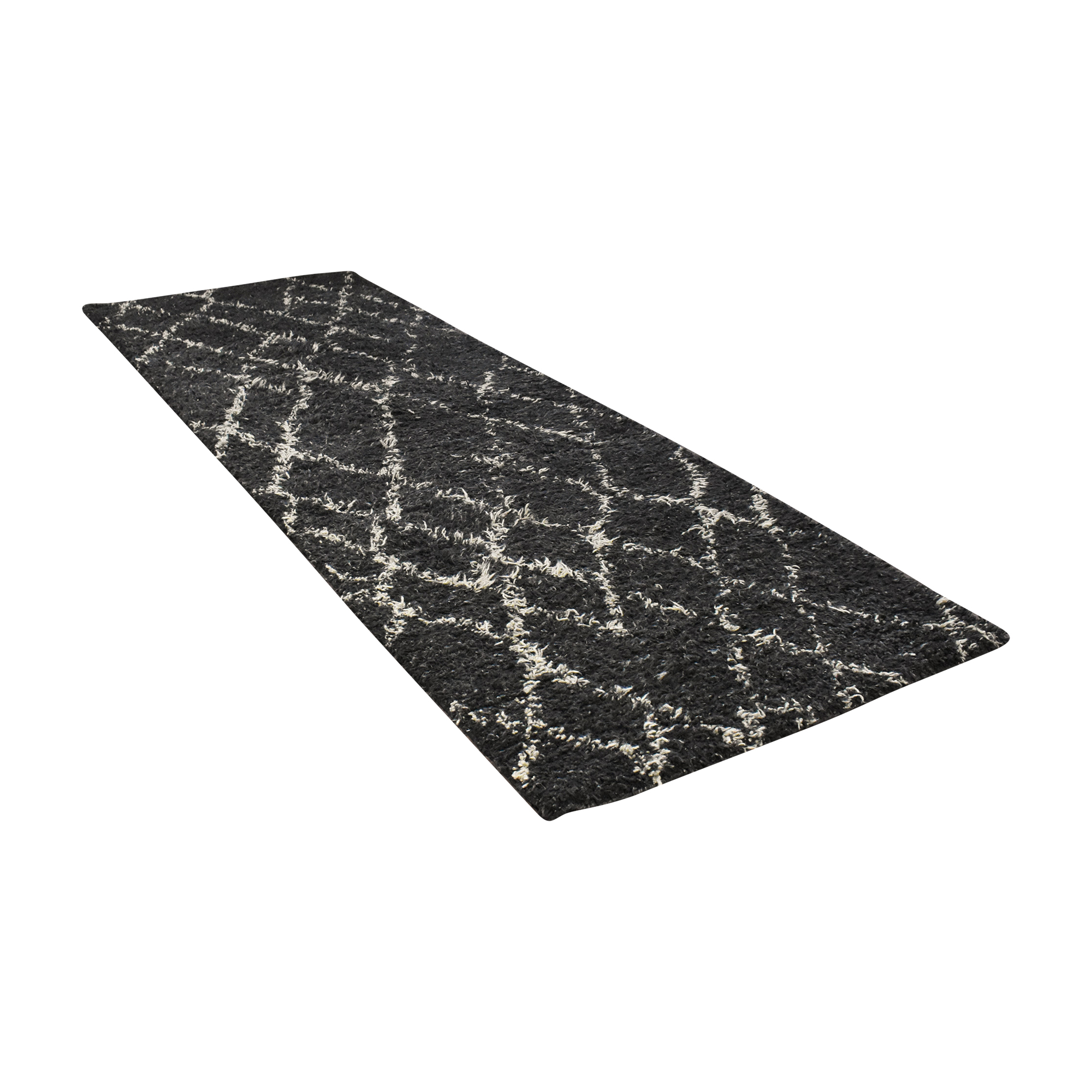 Restoration Hardware Restoration Hardware Ben Soleimani Patterned Area Rug second hand