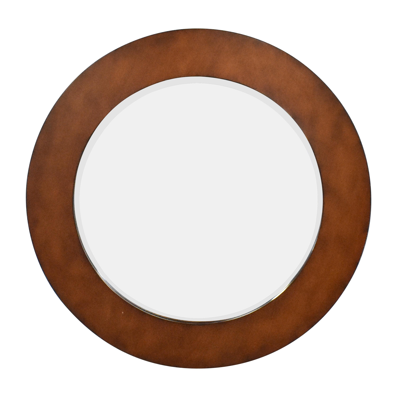 shop Round Wall Mirror