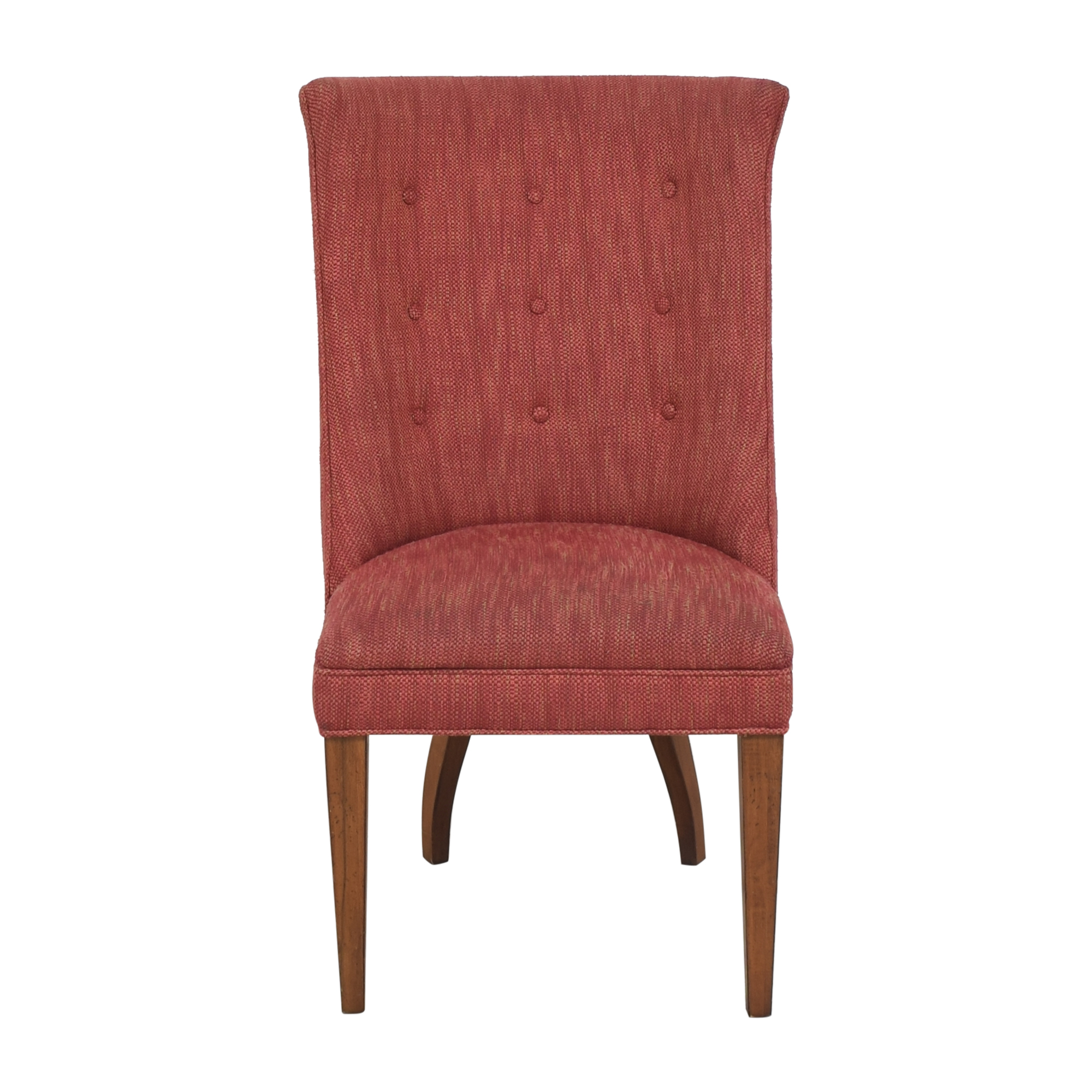 Liz Claiborne Liz Claiborne Tufted Accent Chair Accent Chairs