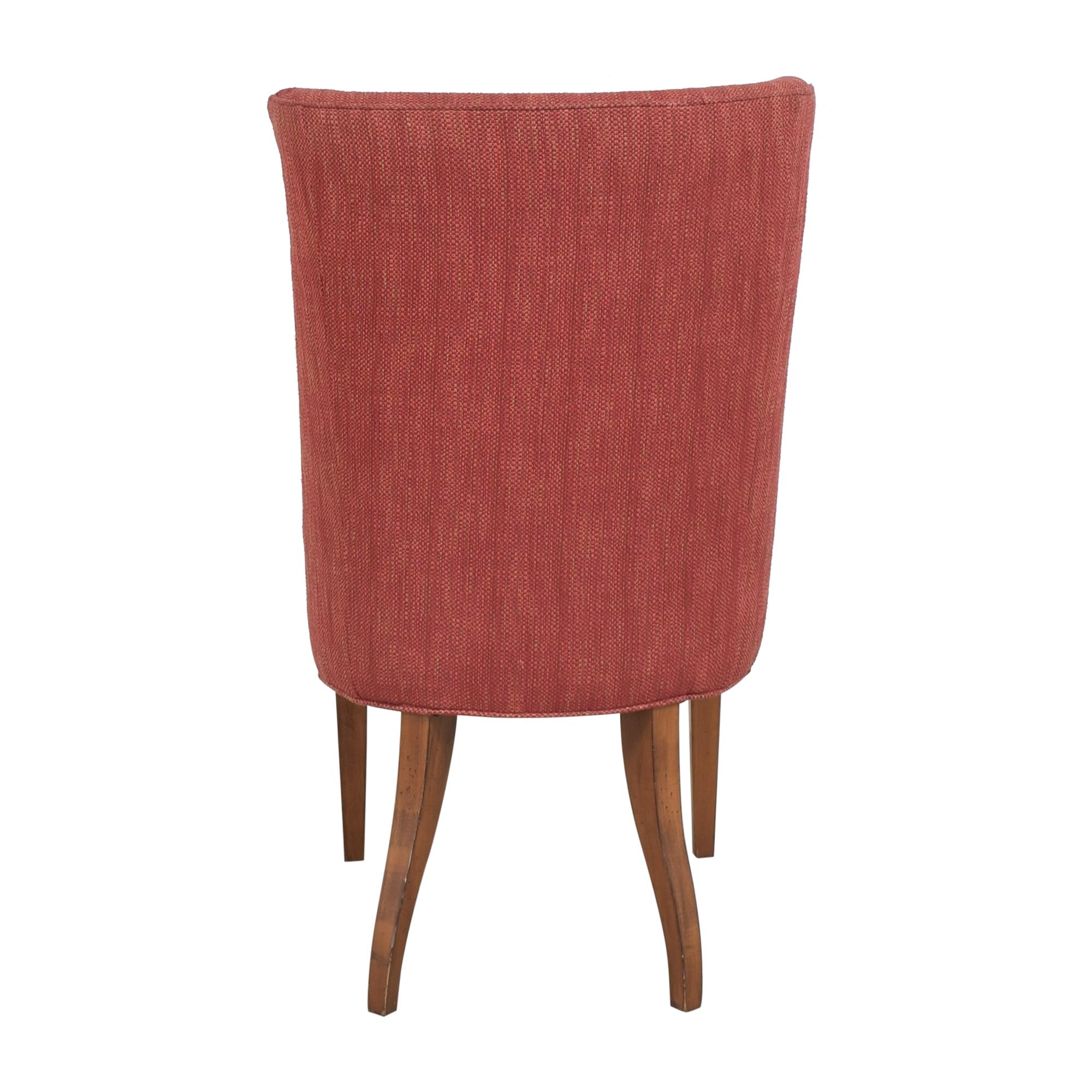 Liz Claiborne Liz Claiborne Tufted Accent Chair second hand