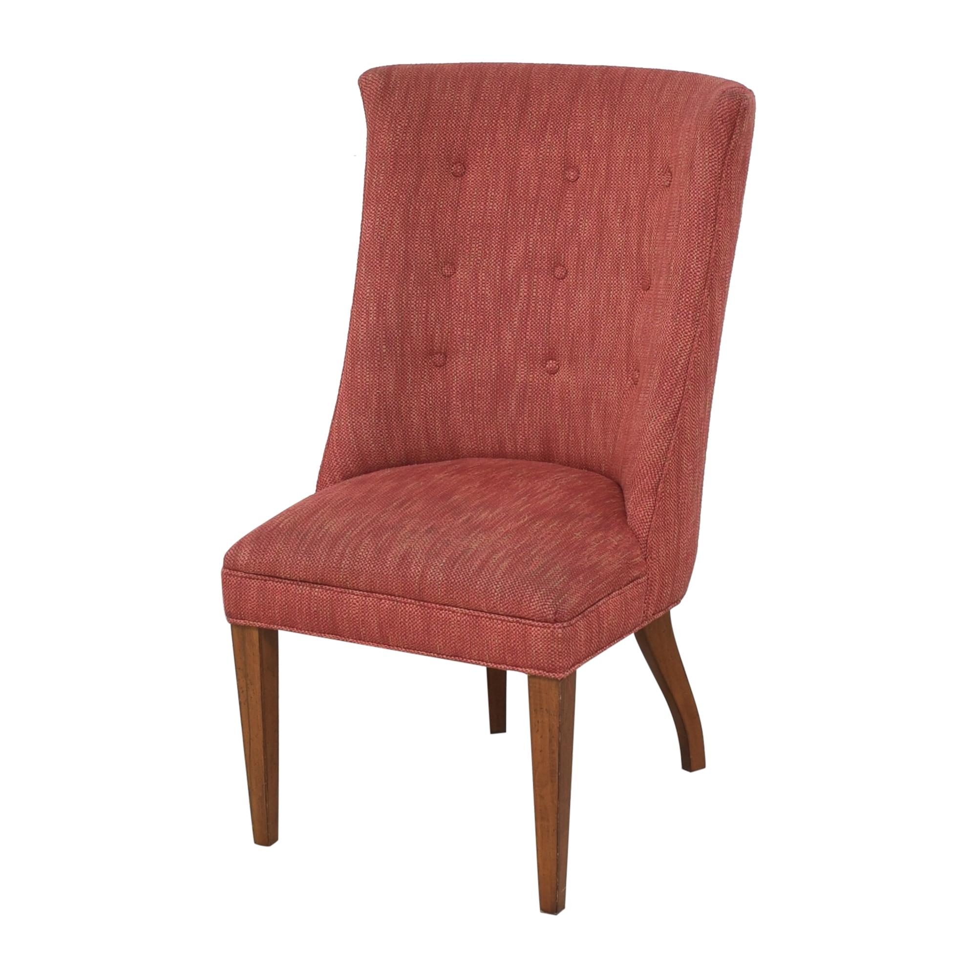 shop Liz Claiborne Tufted Accent Chair Liz Claiborne