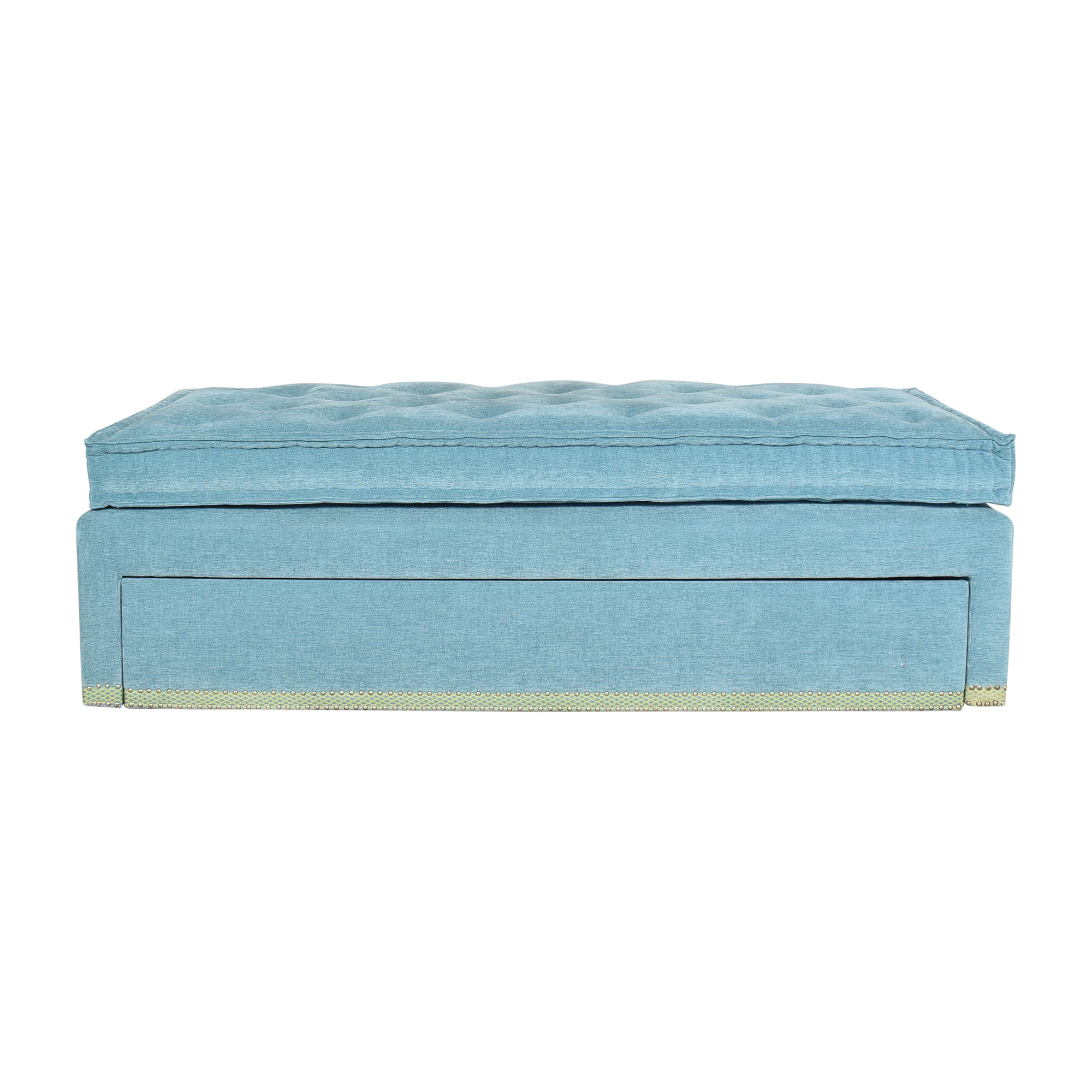 Charles H Beckley Charles H Beckley Daybed With Pop-Up Trundle