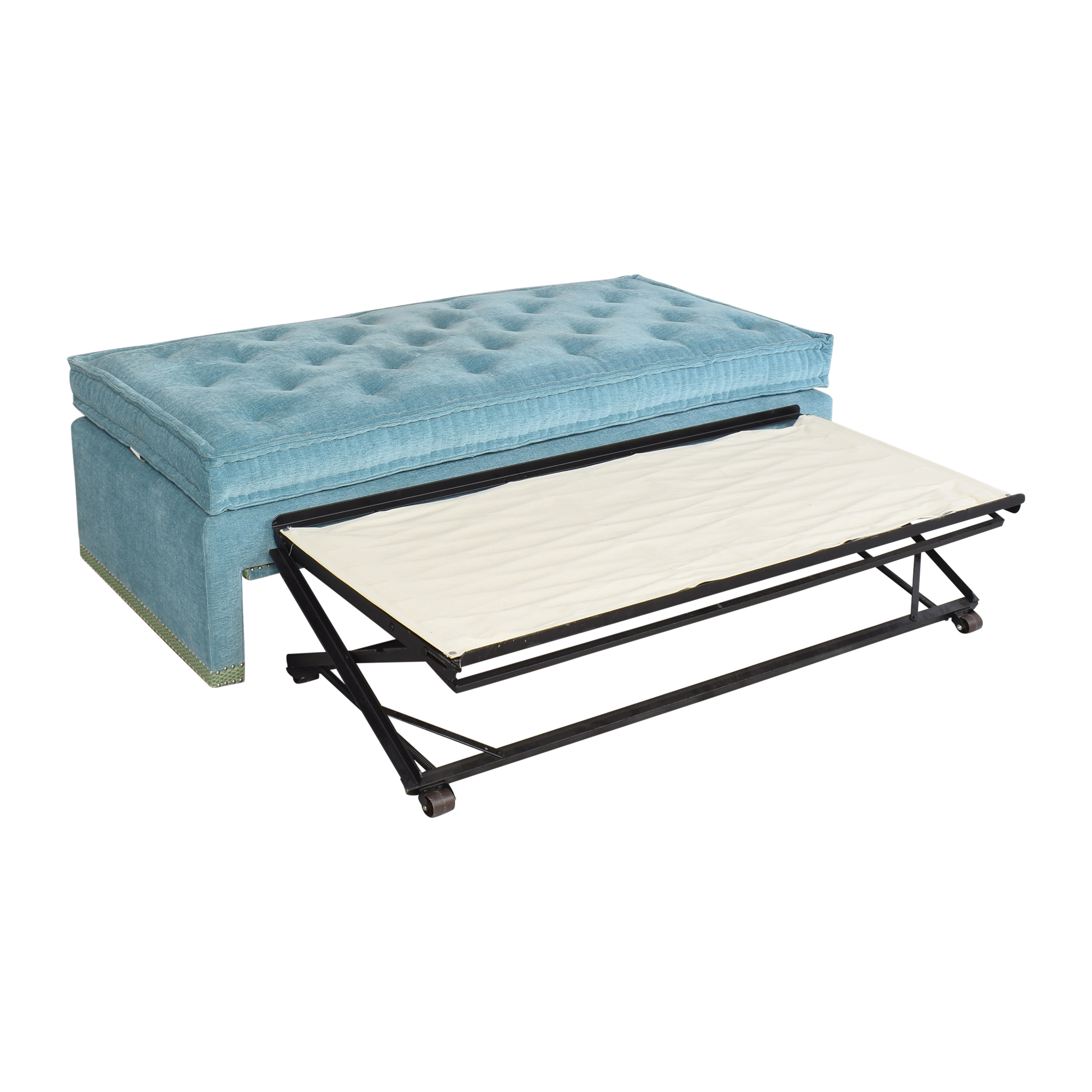Charles H Beckley Charles H Beckley Daybed With Pop-Up Trundle Beds