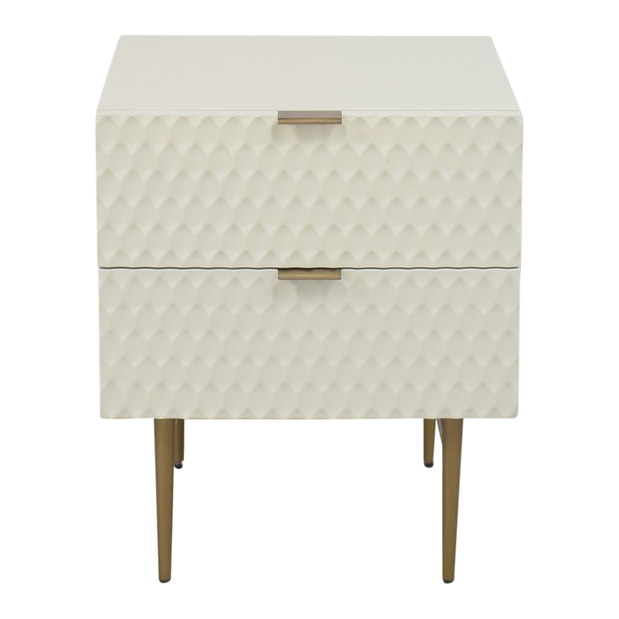 West Elm West Elm Audrey Nightstand End Tables