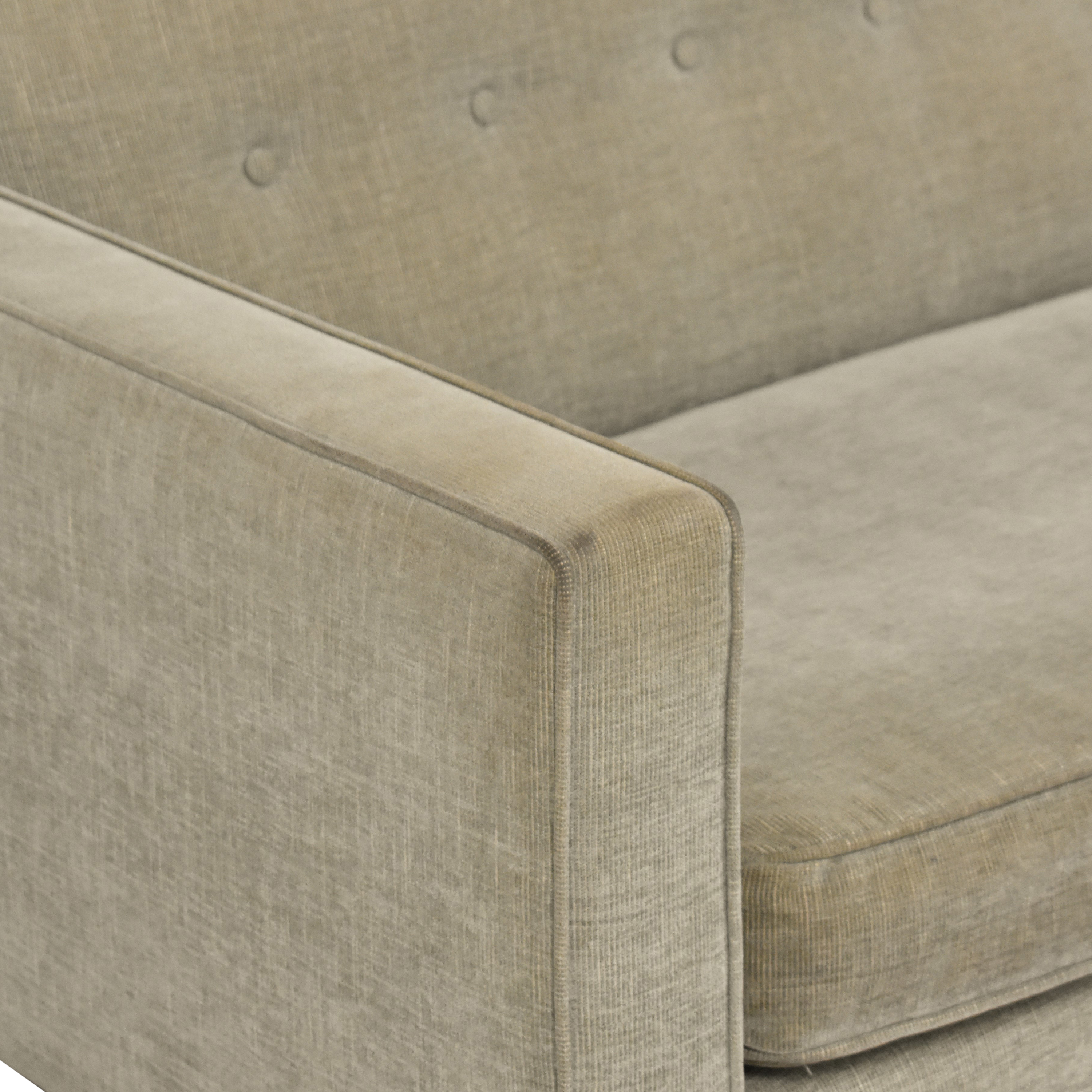 Room & Board André Two Cushion Sofa sale