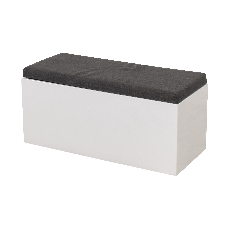 buy CB2 Catch-All Storage Bench CB2